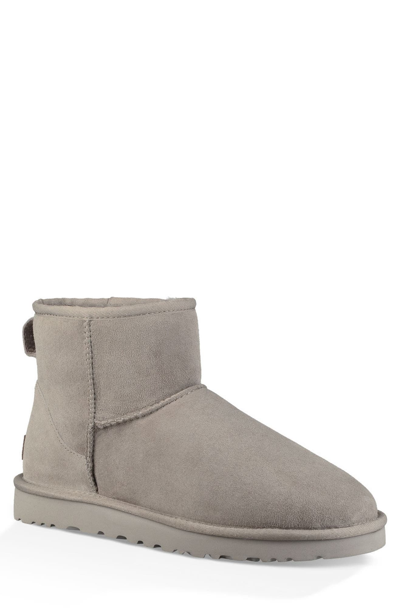 Ugg Classic Mini Boot, Grey