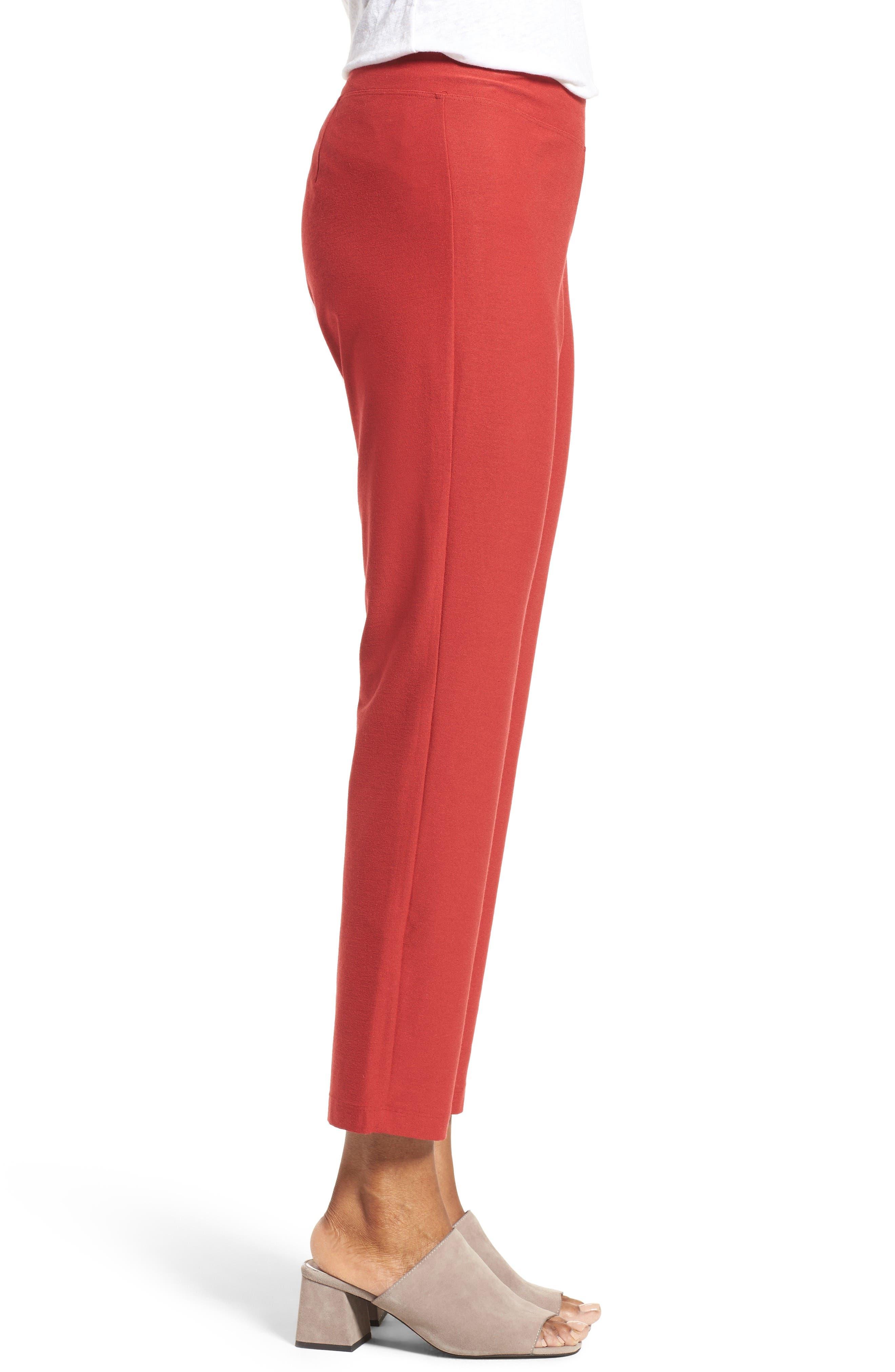 Stretch Crepe Slim Ankle Pants,                             Alternate thumbnail 68, color,