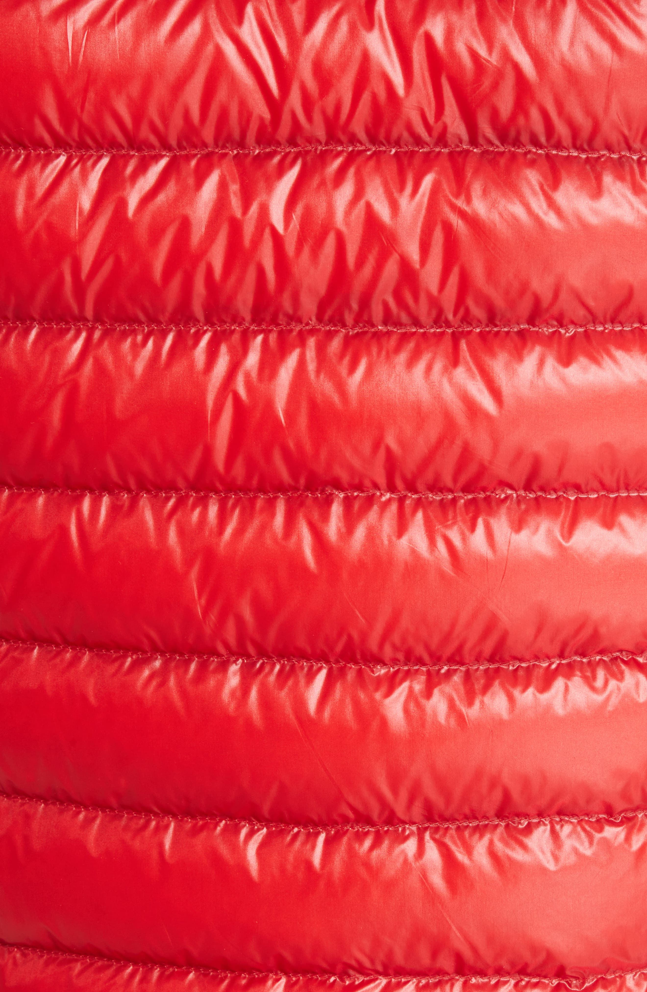 Gien Down Hooded Vest,                             Alternate thumbnail 6, color,                             601
