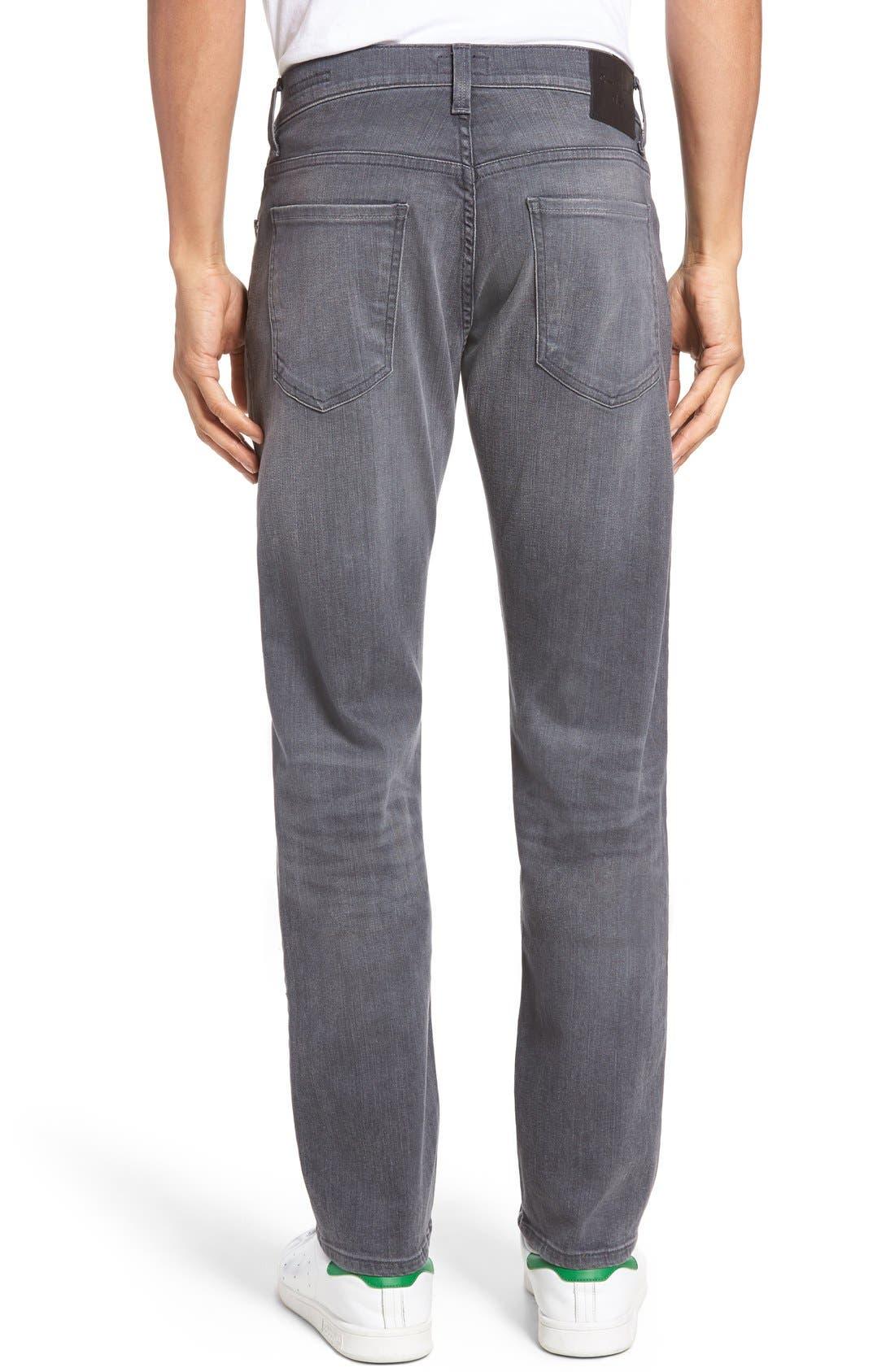 Core Slim Fit Jeans,                             Alternate thumbnail 5, color,                             400