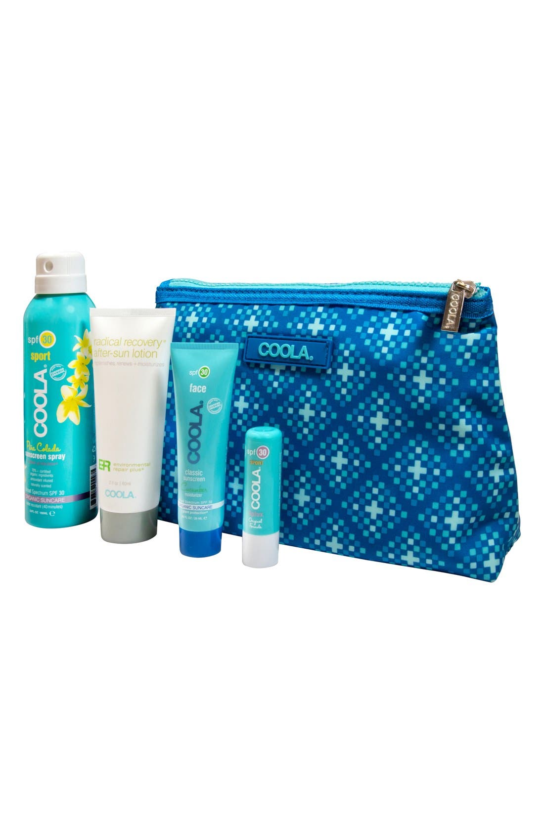 COOLA<sup>®</sup> Suncare Signature Travel Kit,                             Main thumbnail 1, color,                             NO COLOR