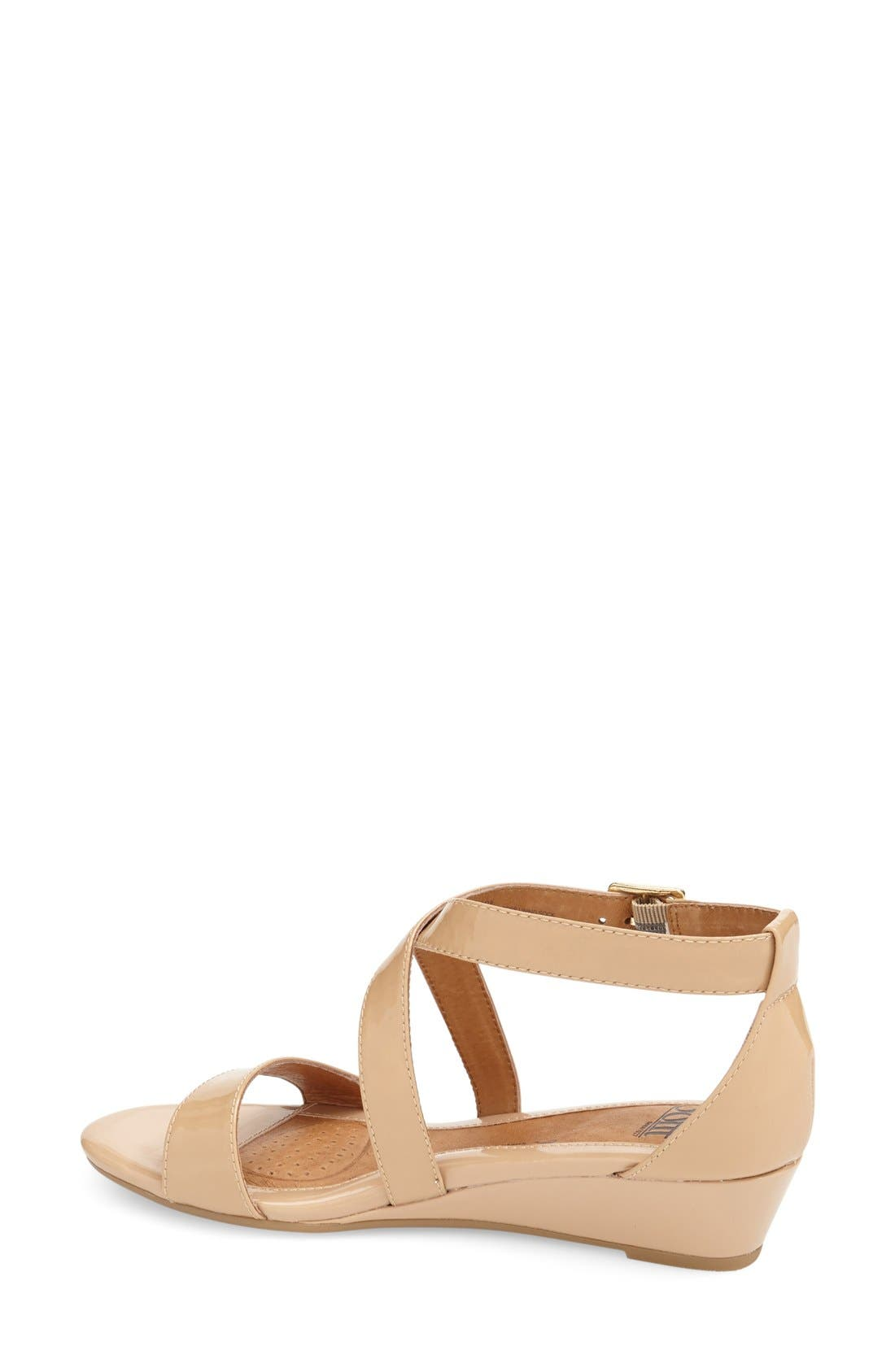 'Innis' Low Wedge Sandal,                             Alternate thumbnail 20, color,