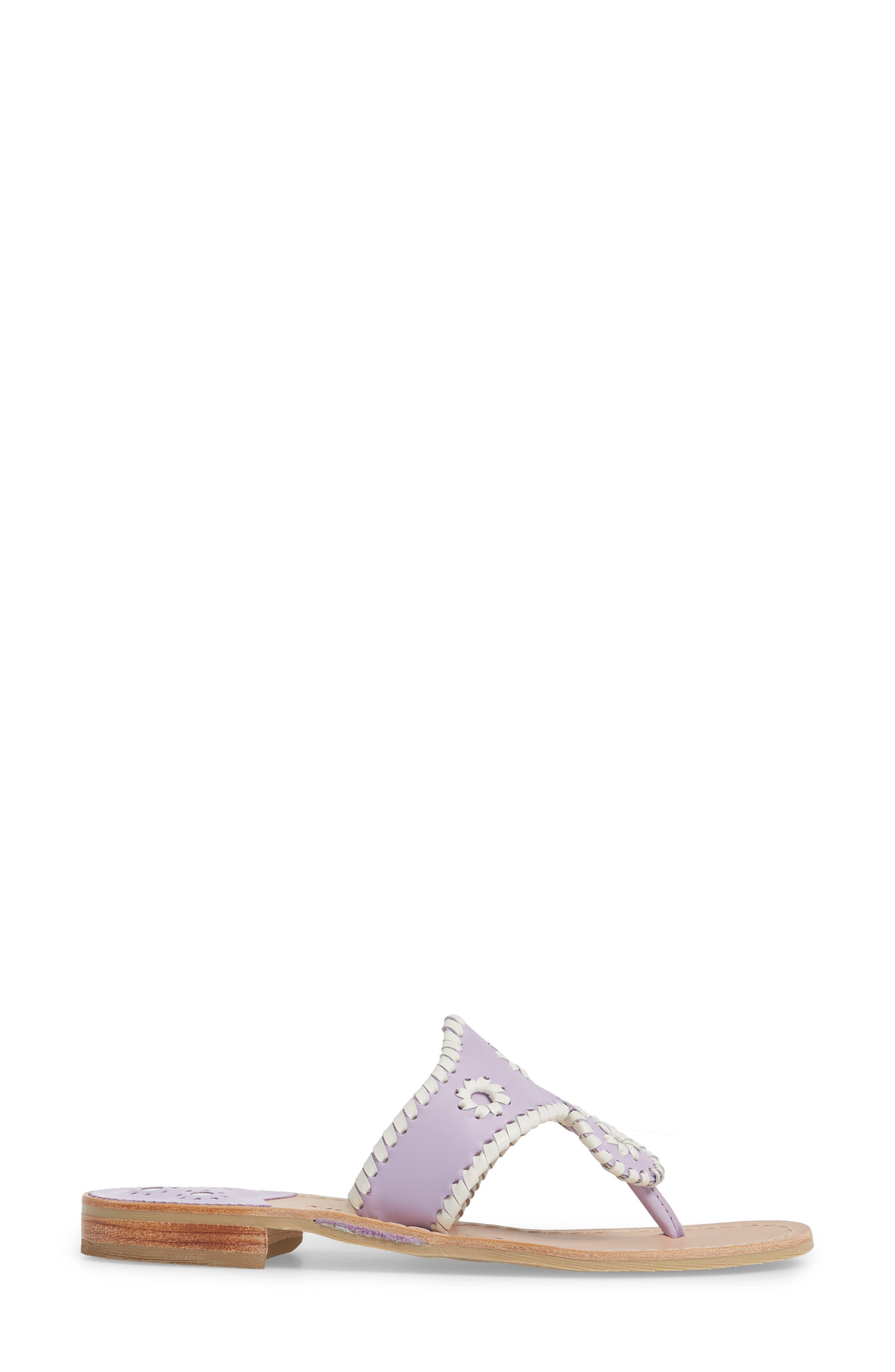 Pretty In Pastel Sandal,                             Alternate thumbnail 8, color,