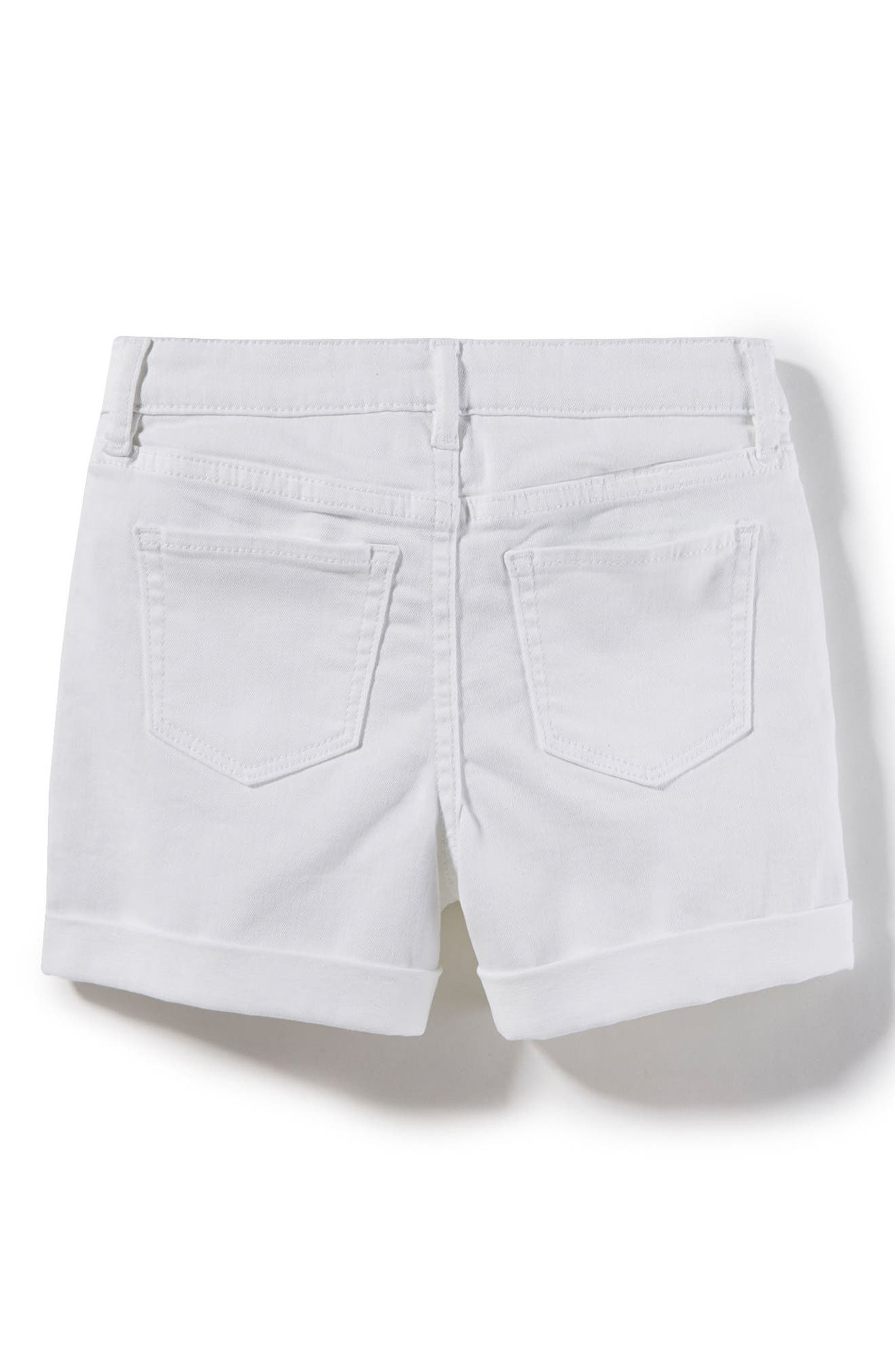 Griffin Roll Cuff Shorts,                             Alternate thumbnail 2, color,