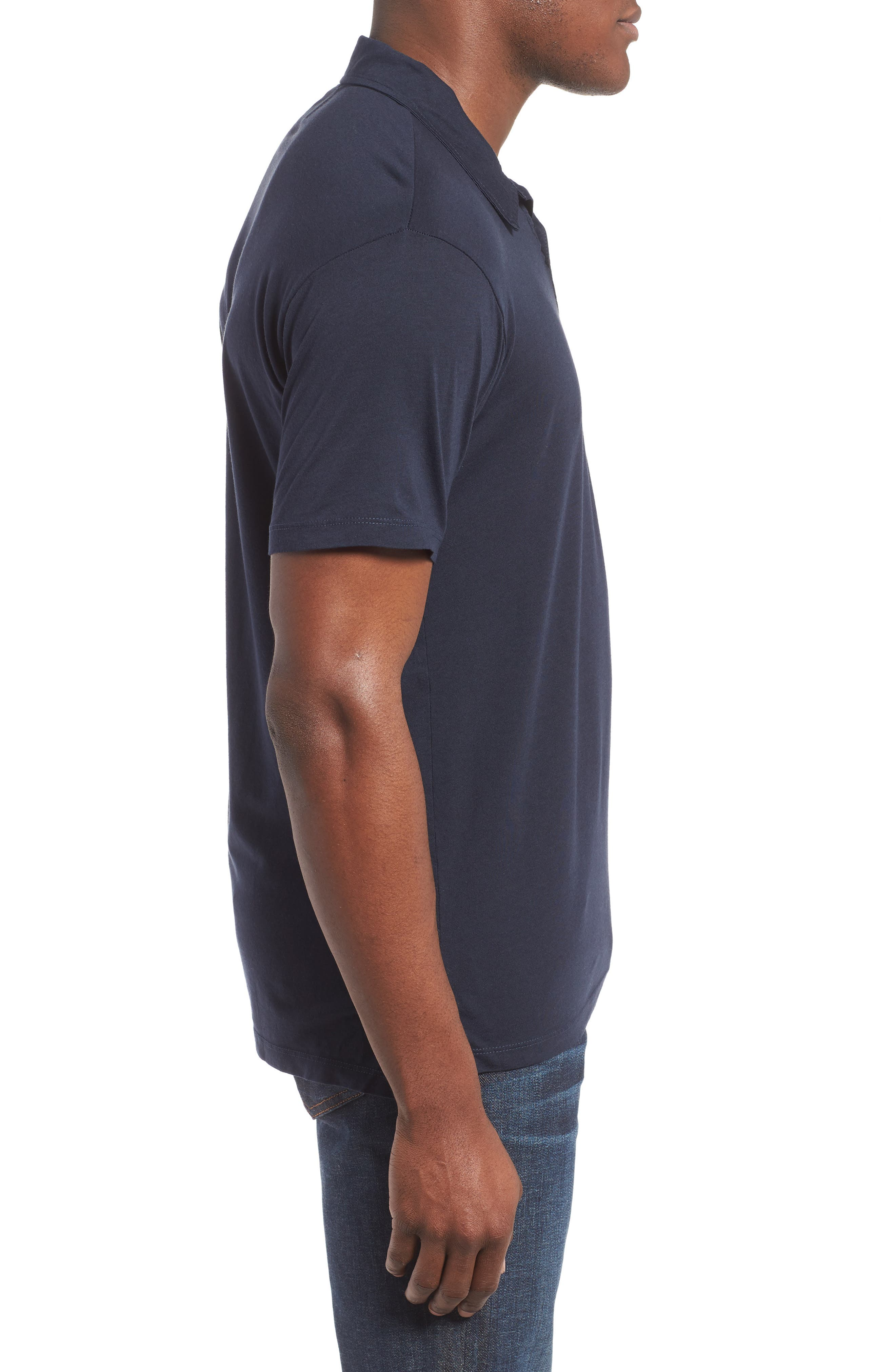 Essential Jersey Polo,                             Alternate thumbnail 11, color,