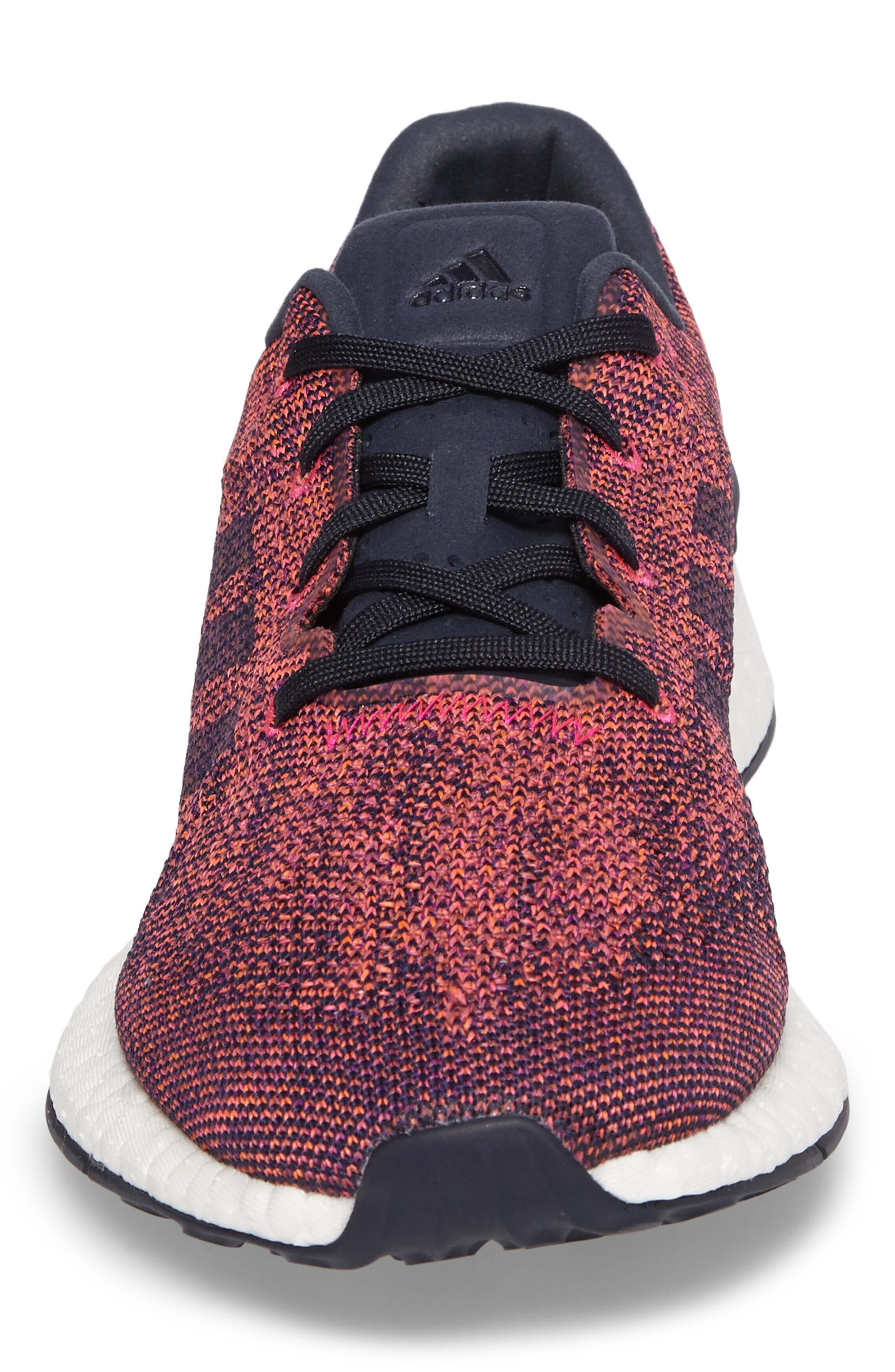 PureBoost DPR LTD Running Shoe,                             Alternate thumbnail 4, color,