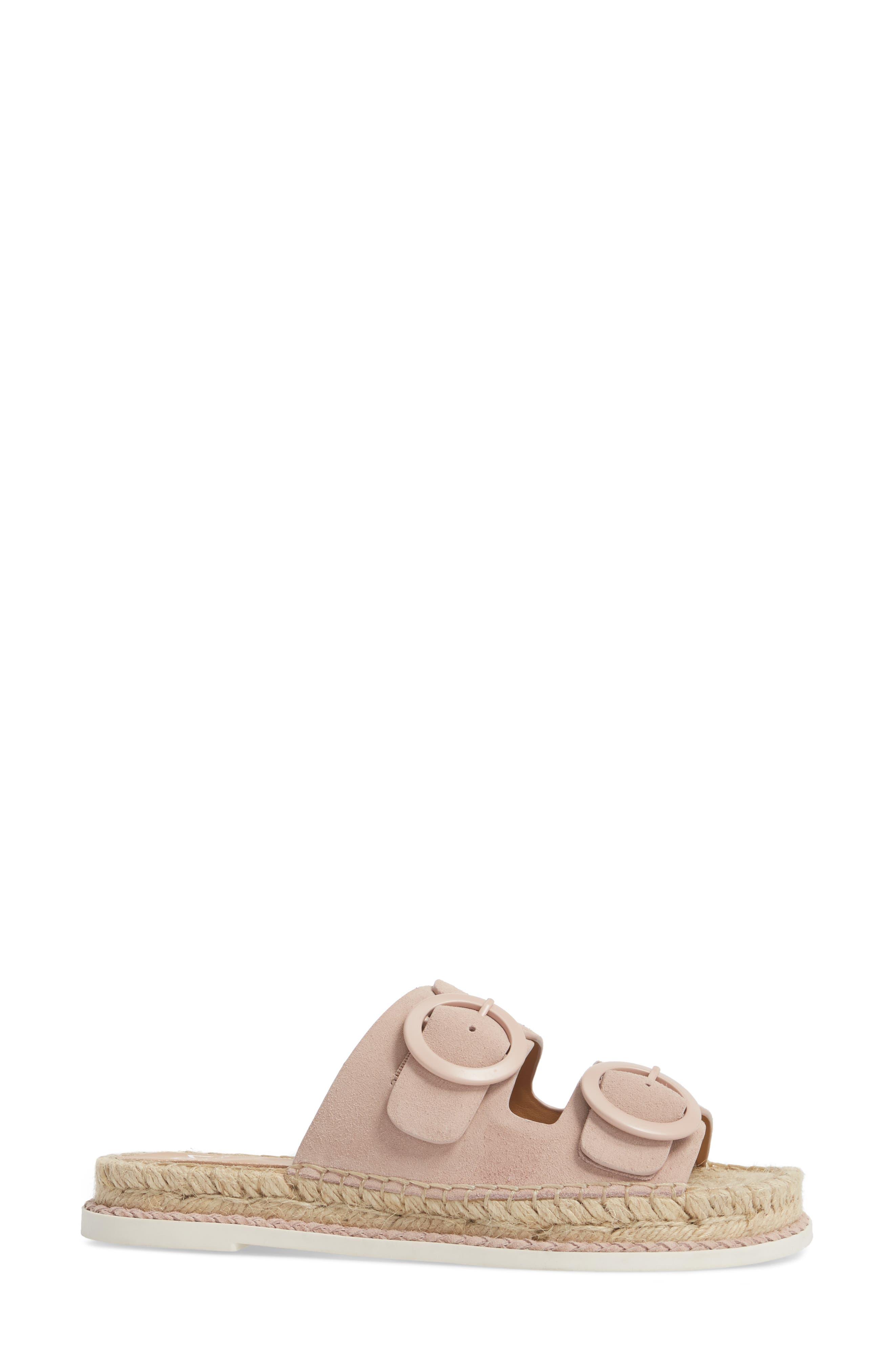Ramba Espadrille Slide Sandal,                             Alternate thumbnail 9, color,