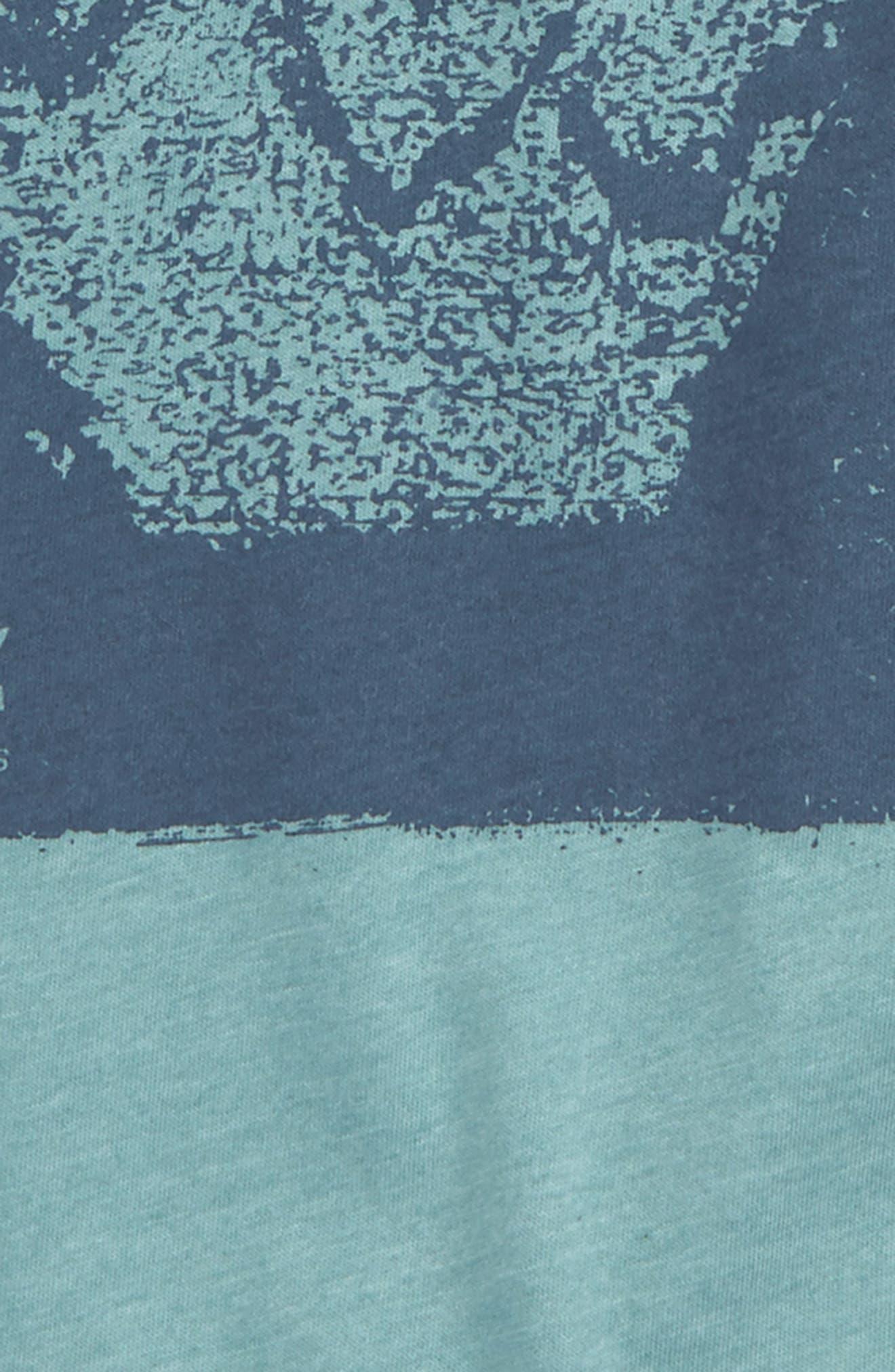 Disruption Graphic Shirt,                             Alternate thumbnail 2, color,