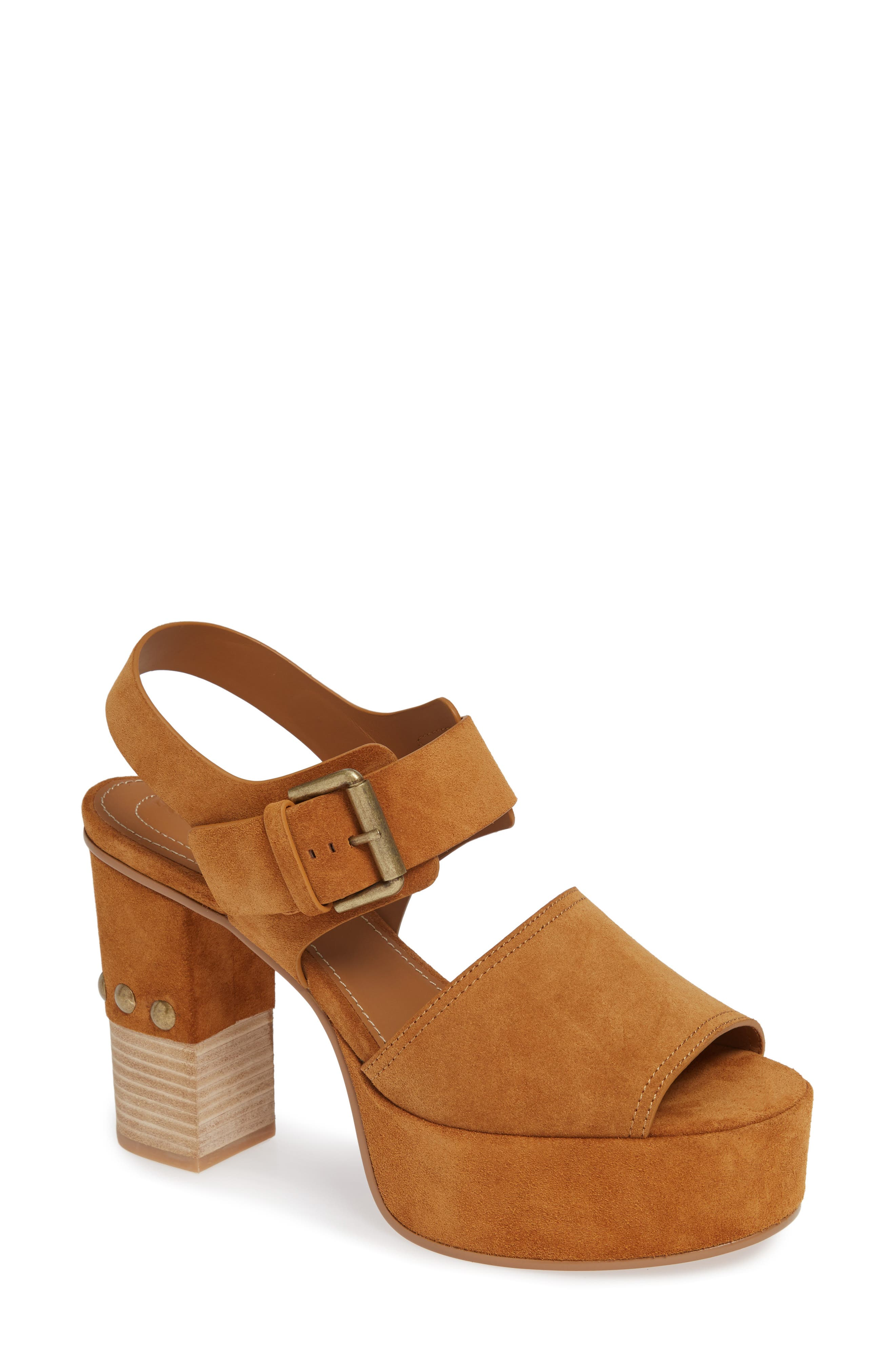 Marta Platform Sandal, Main, color, 200