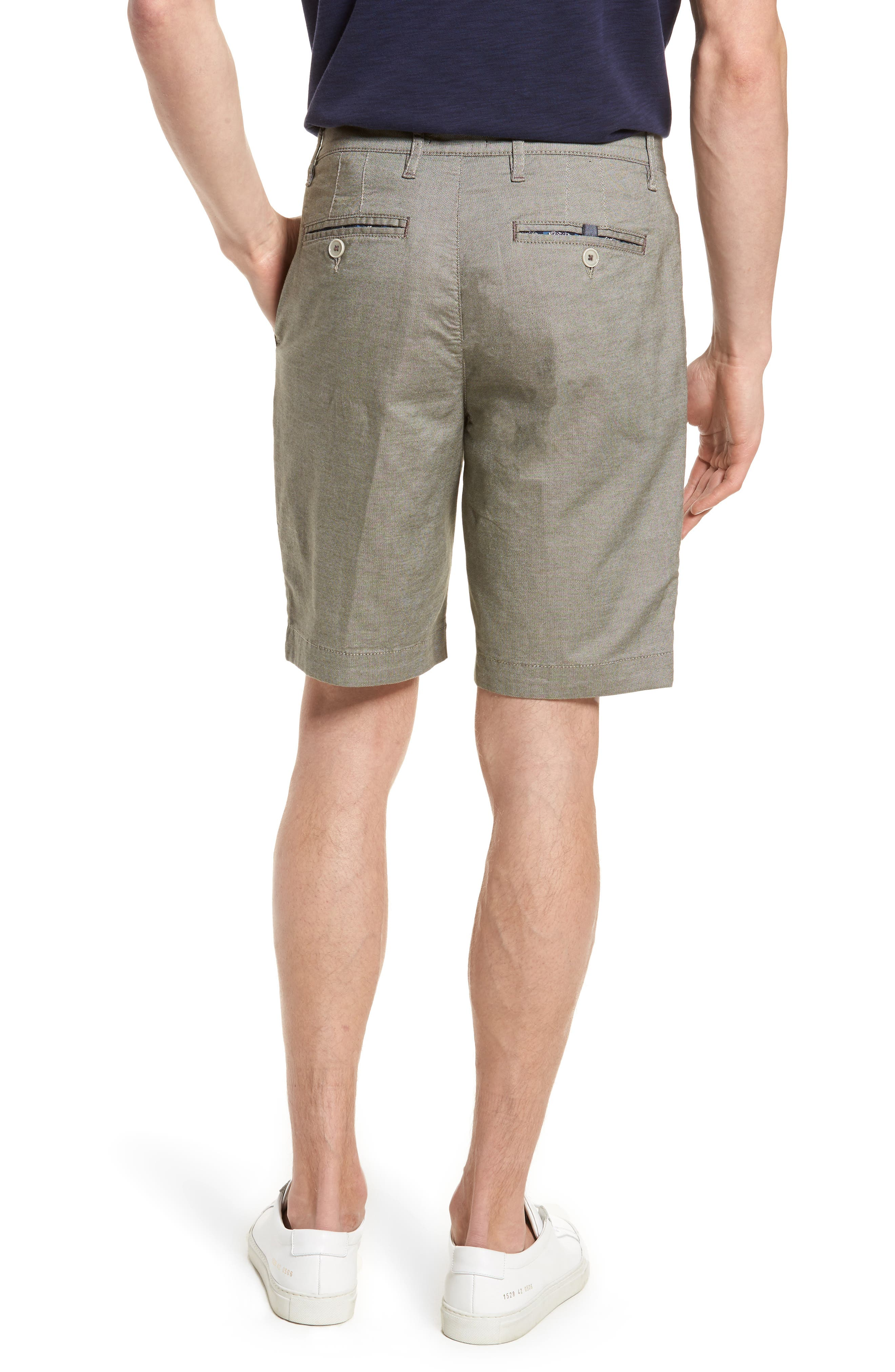 Herbosh Shorts,                             Alternate thumbnail 2, color,                             GREY MARL