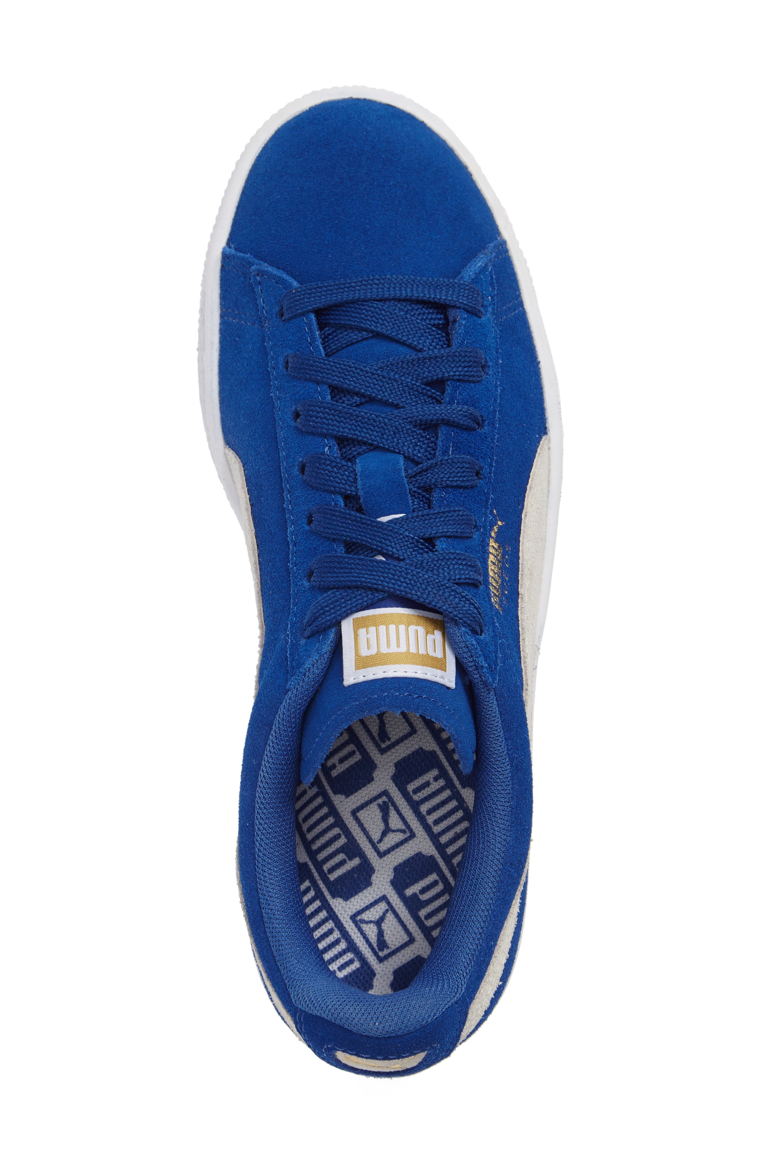 Suede Sneaker,                             Alternate thumbnail 73, color,