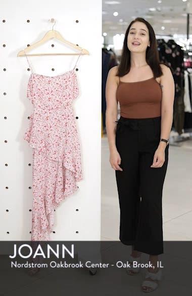 Cayli Asymmetrical Dress, sales video thumbnail