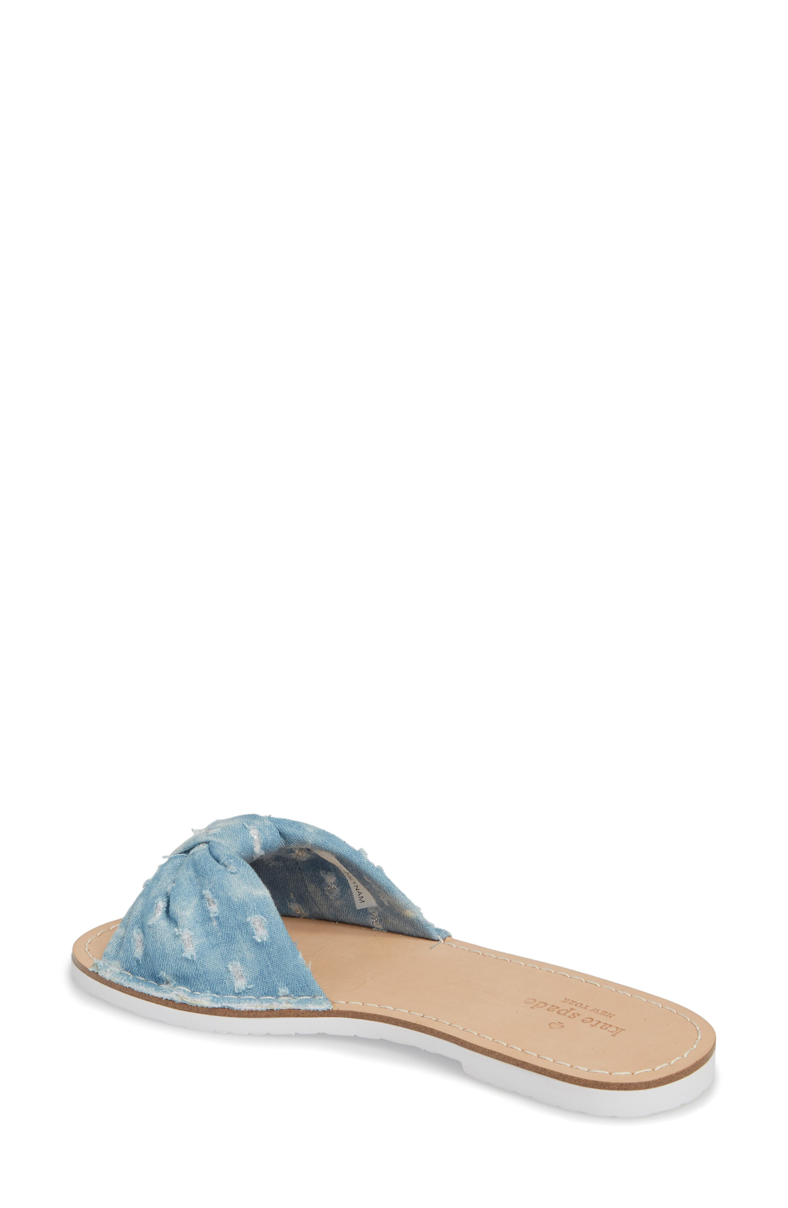 indi slide sandal,                             Alternate thumbnail 4, color,