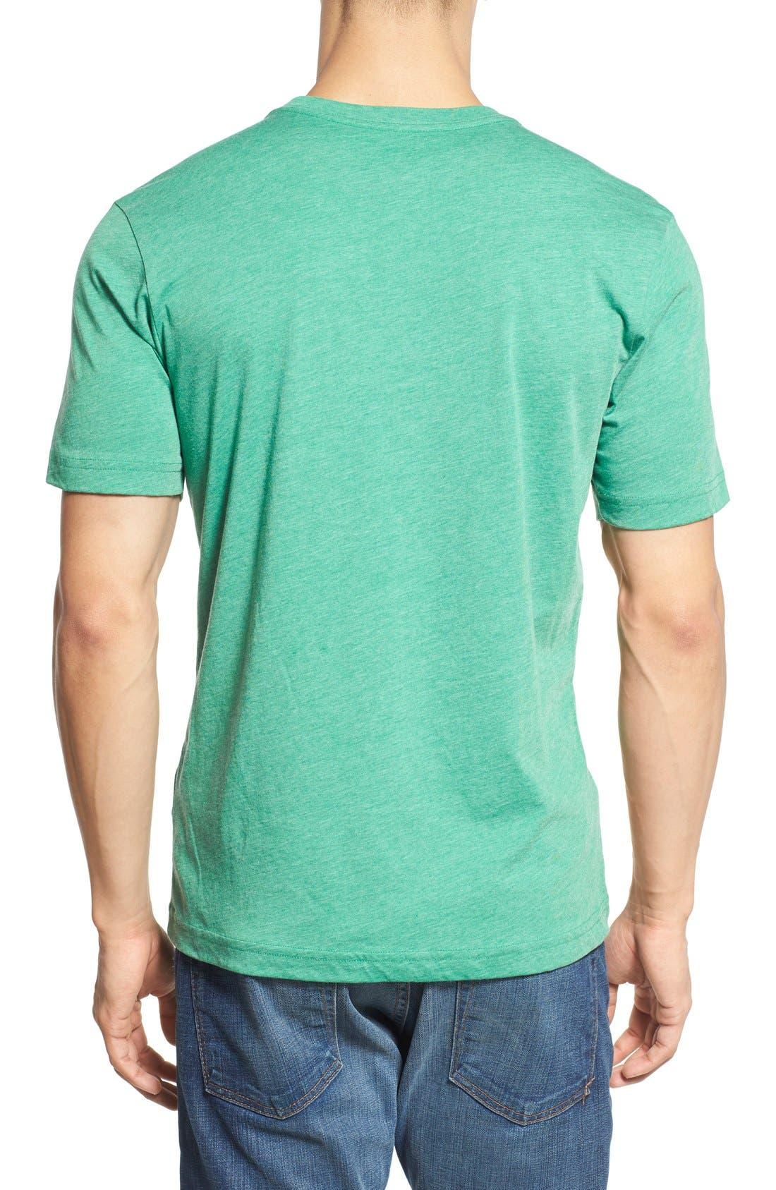 'Mapes' Graphic Pima Cotton T-Shirt,                             Alternate thumbnail 7, color,