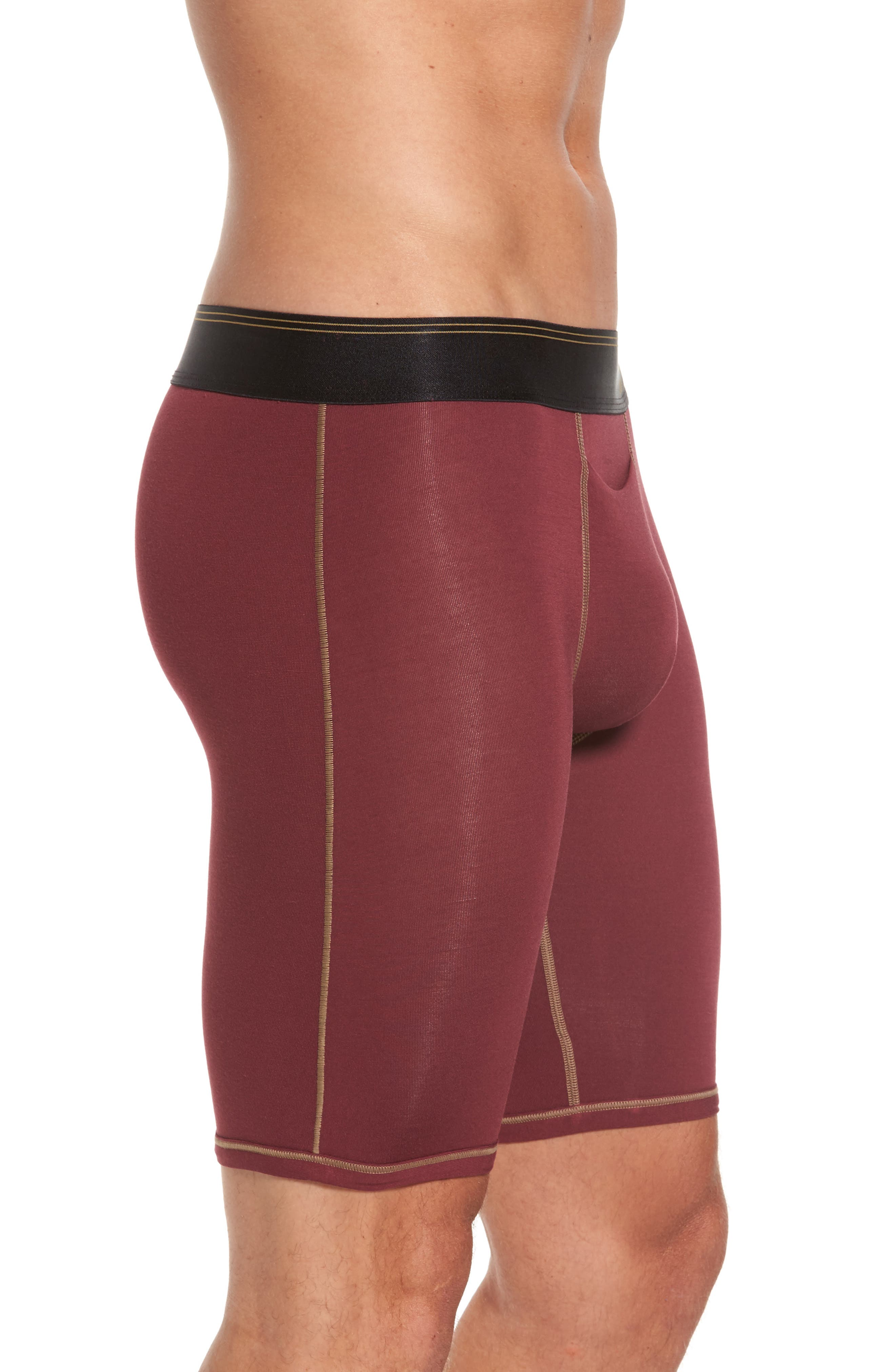 Second Skin Holiday Boxer Briefs,                             Alternate thumbnail 9, color,