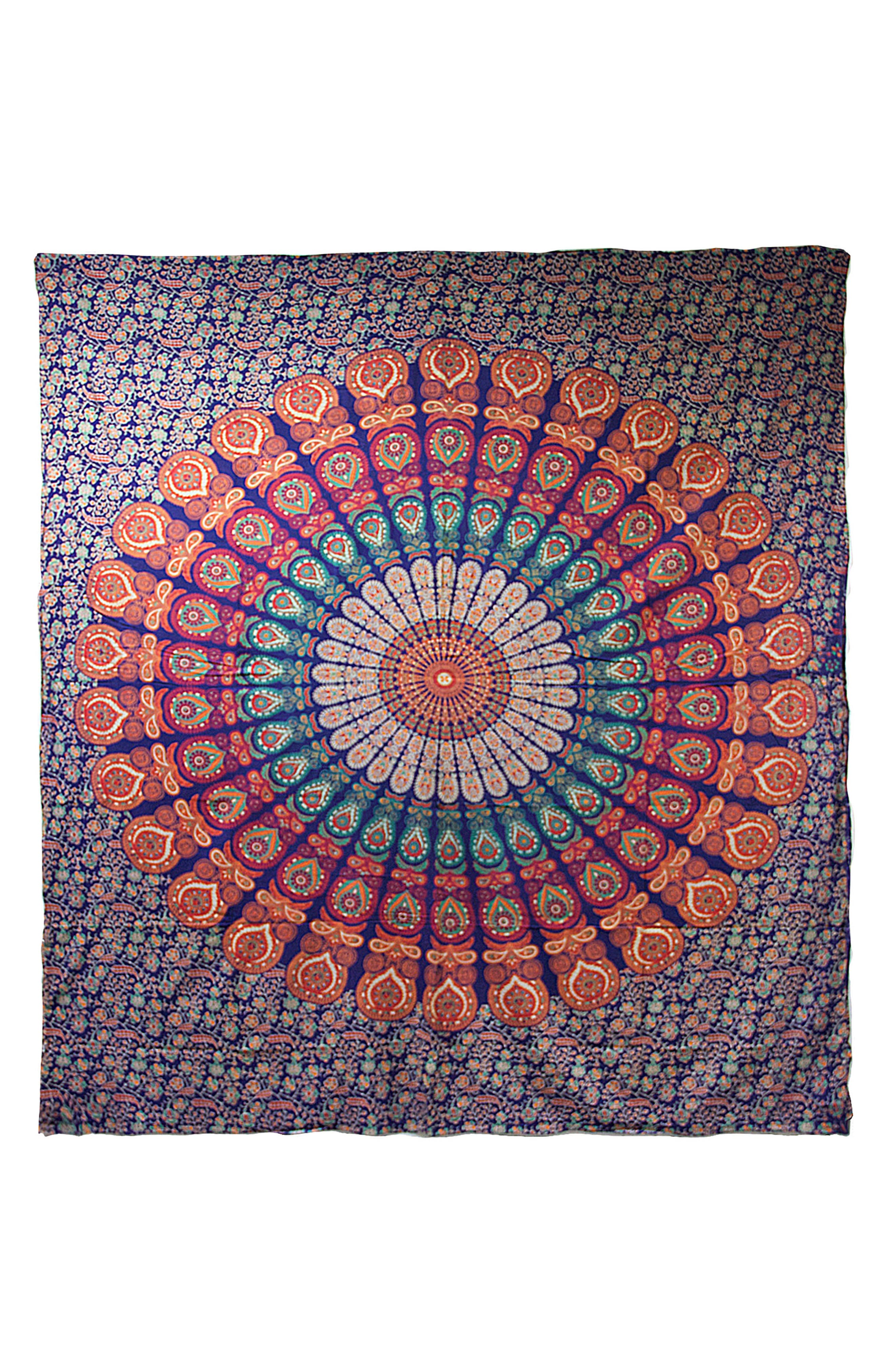 Raghav Wall Tapestry,                         Main,                         color, 400