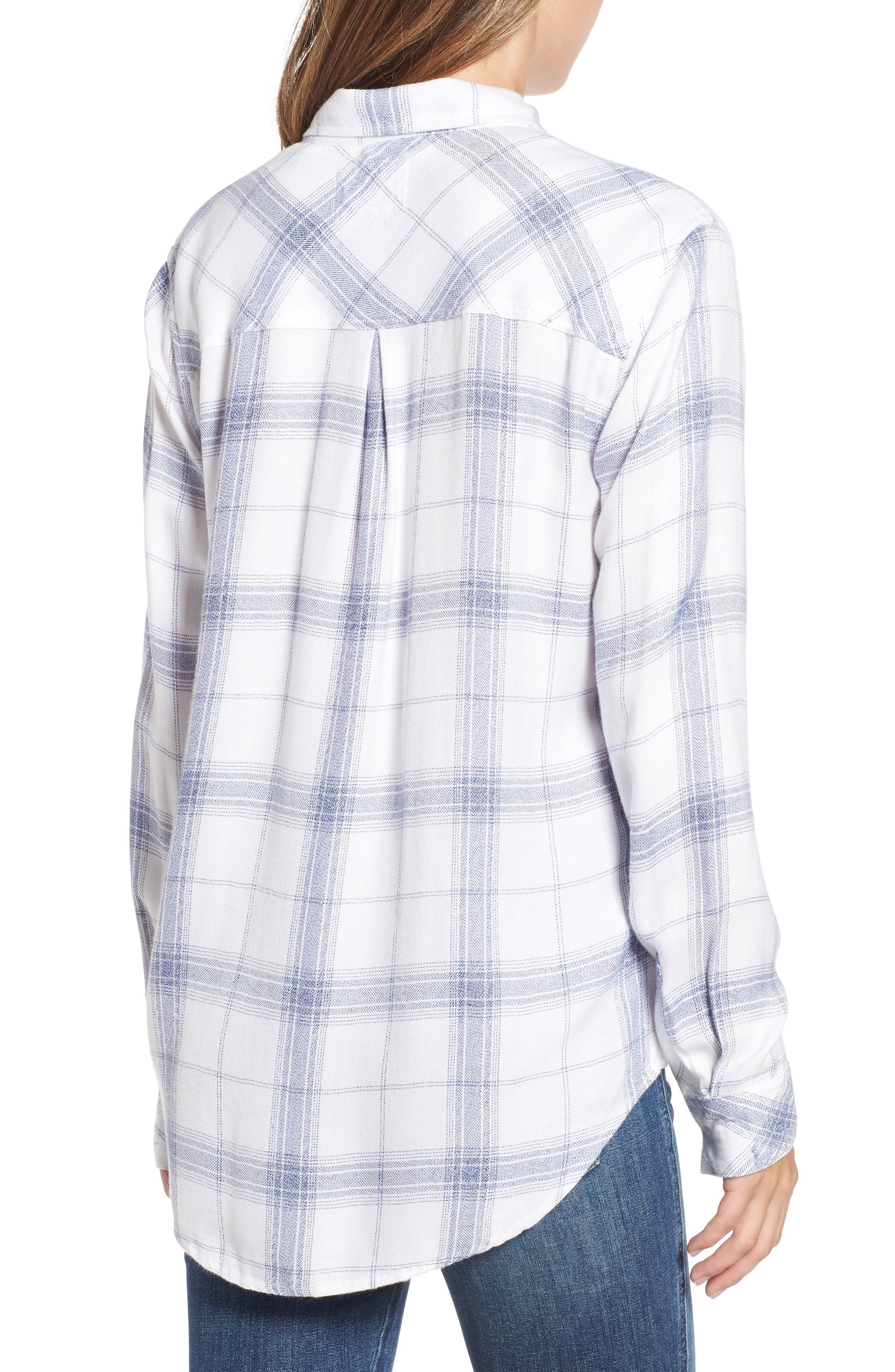 Hunter Plaid Shirt,                             Alternate thumbnail 140, color,