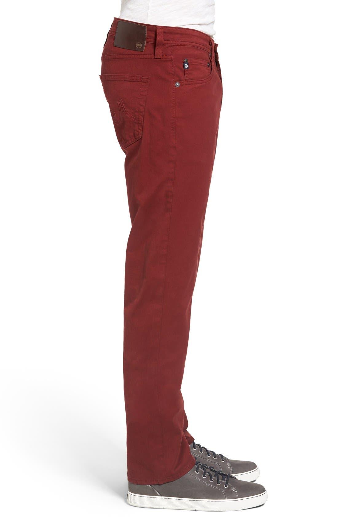 'Matchbox BES' Slim Fit Pants,                             Alternate thumbnail 176, color,