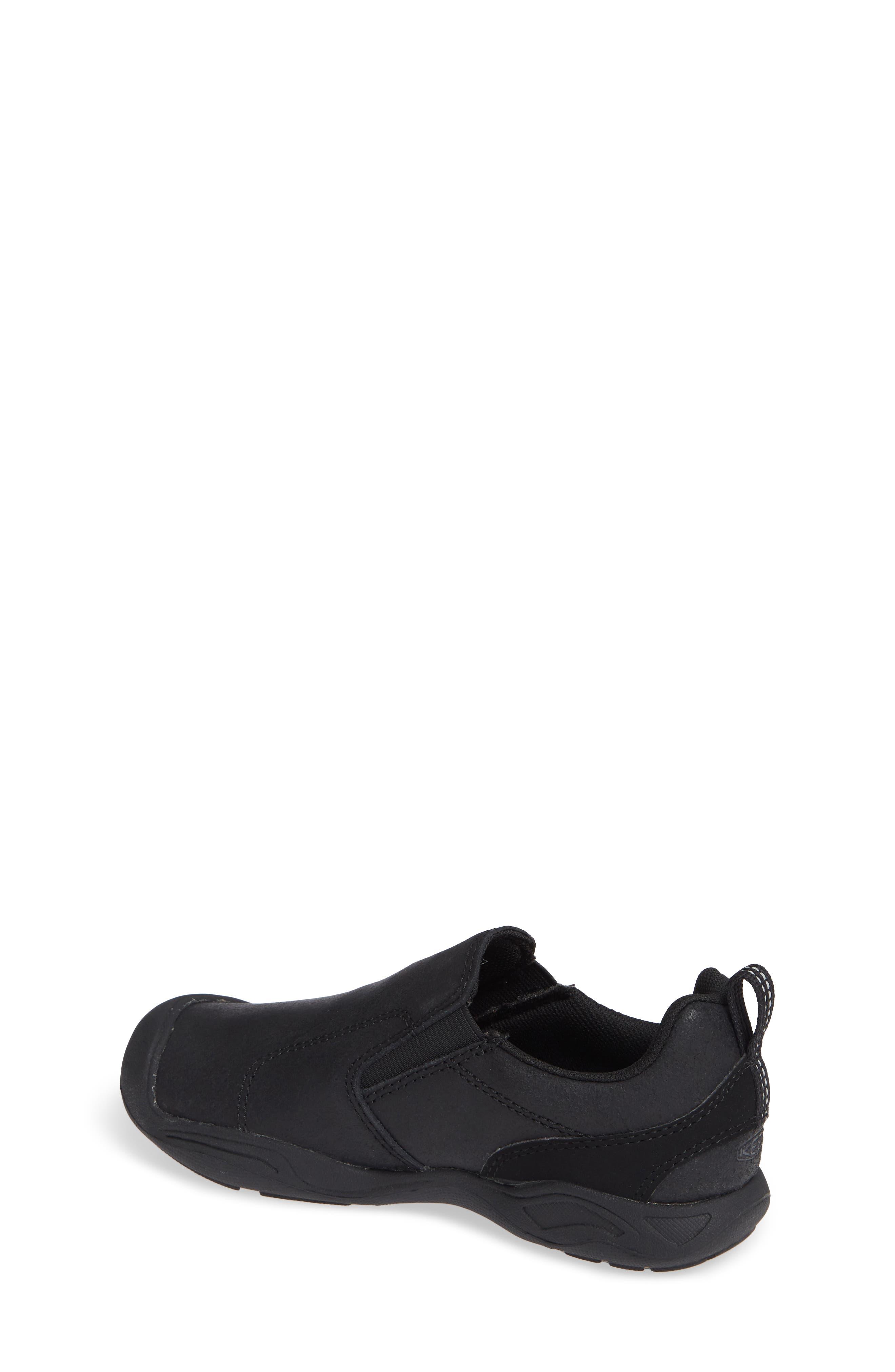 Jasper Slip-On Sneaker,                             Alternate thumbnail 2, color,                             BLACK/ RAVEN