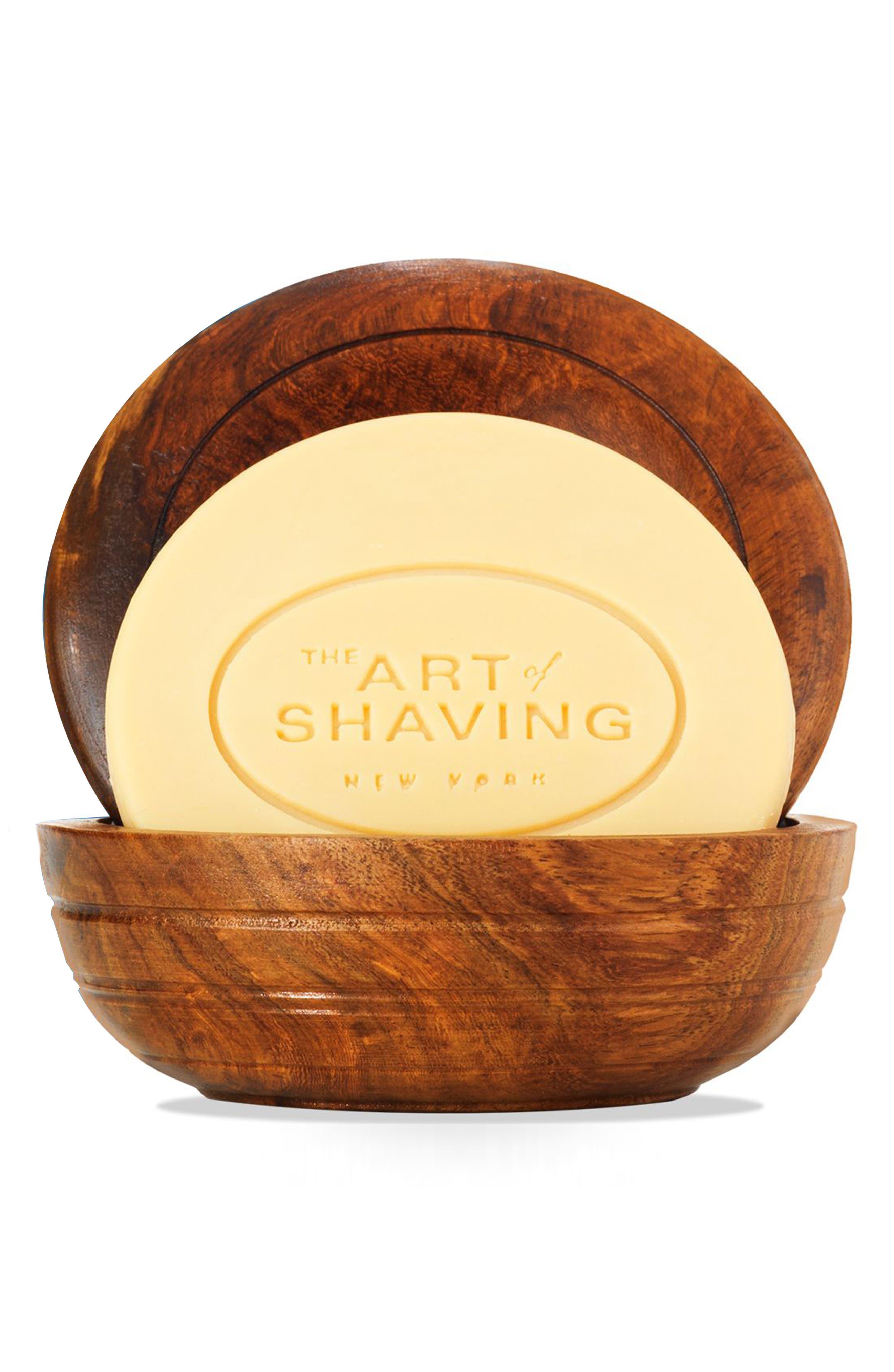 Shaving Soap with Bowl,                             Alternate thumbnail 2, color,                             LAVENDER