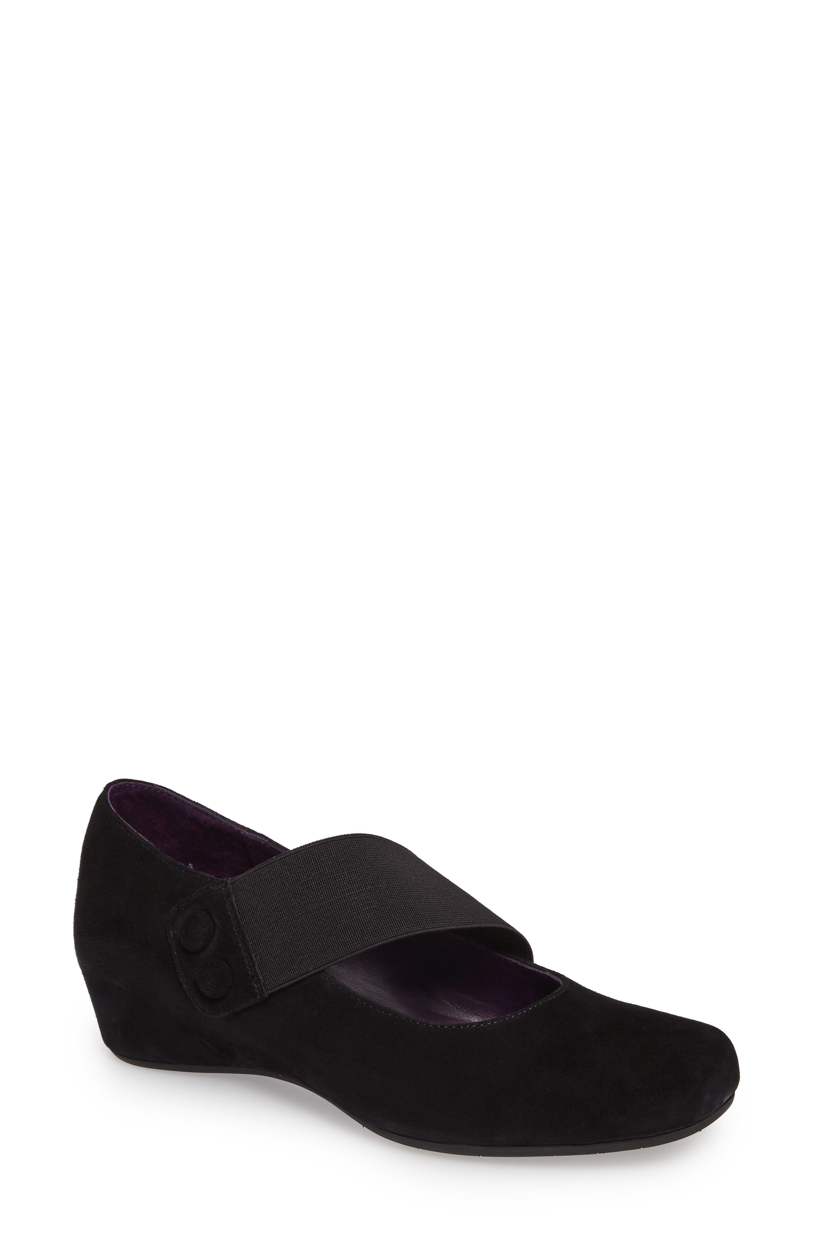 Mabel Mary Jane Wedge,                         Main,                         color, 001