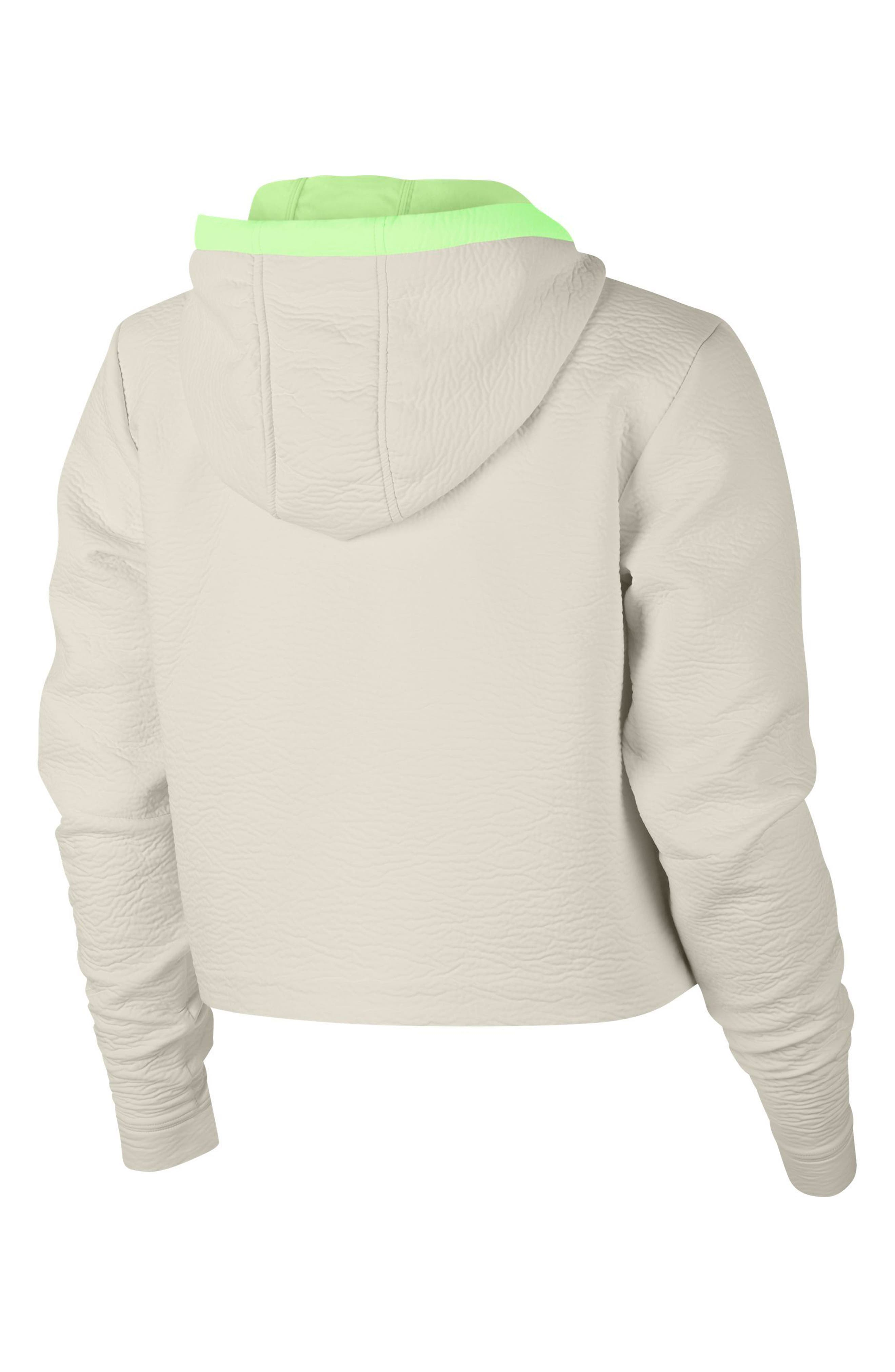 Sportswear Tech Pack Women's Hoodie,                             Alternate thumbnail 2, color,                             PHANTOM/ PHANTOM