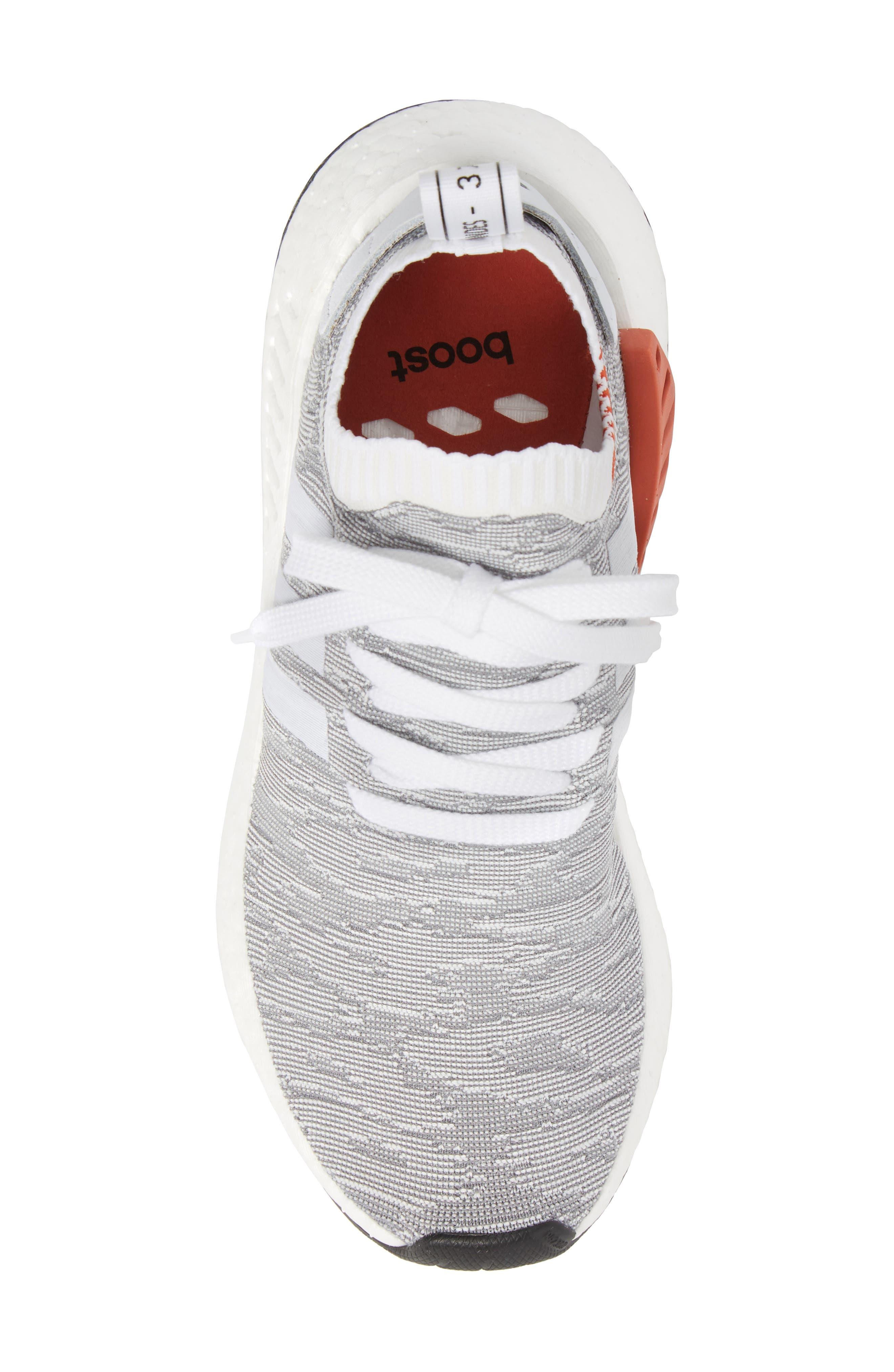 NMD R2 Primeknit Athletic Shoe,                             Alternate thumbnail 23, color,