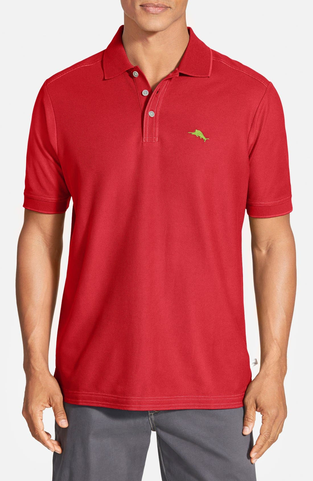 'The Emfielder' Original Fit Piqué Polo,                             Main thumbnail 103, color,