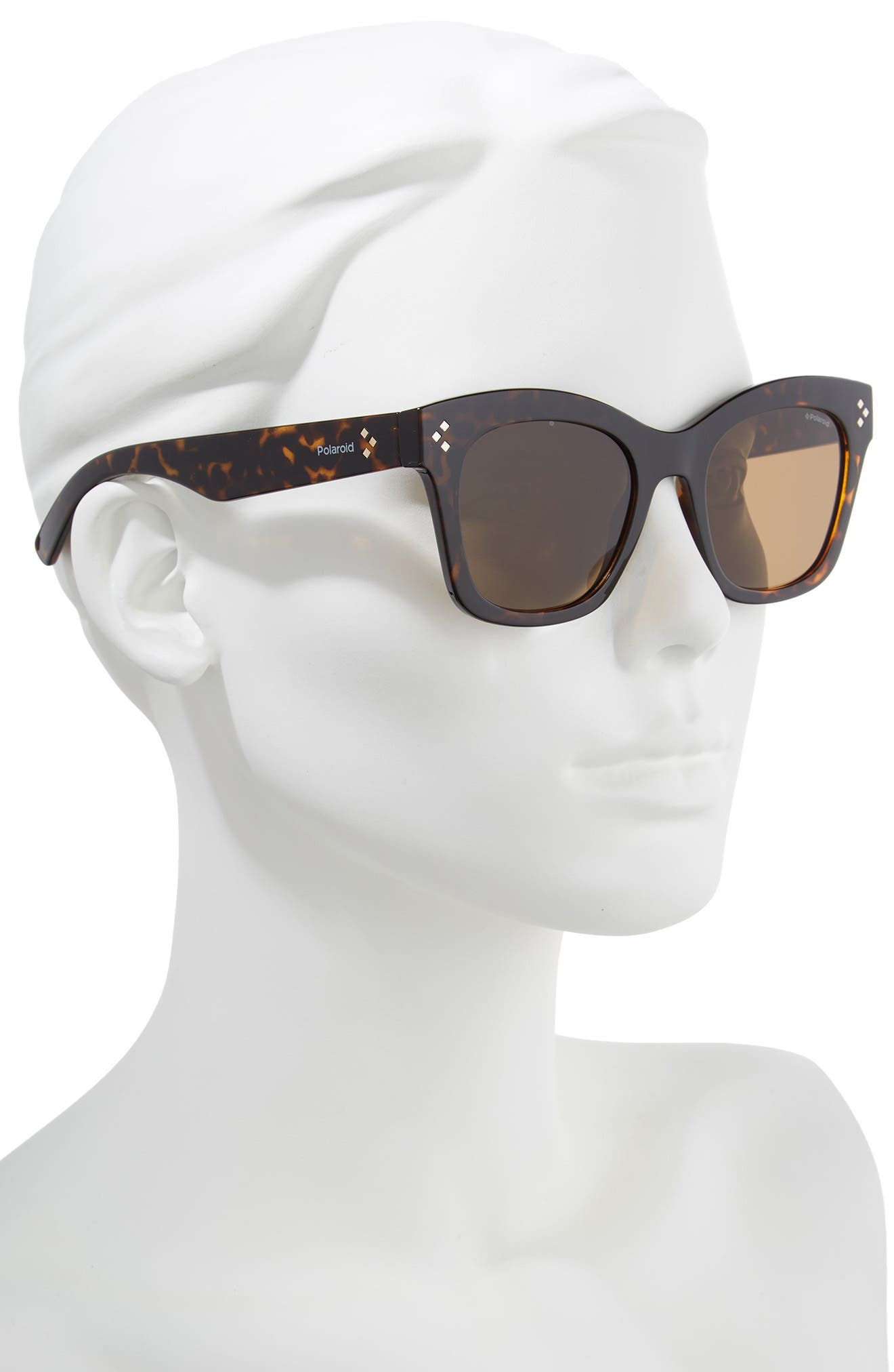 Core 51mm Polarized Sunglasses,                             Alternate thumbnail 7, color,