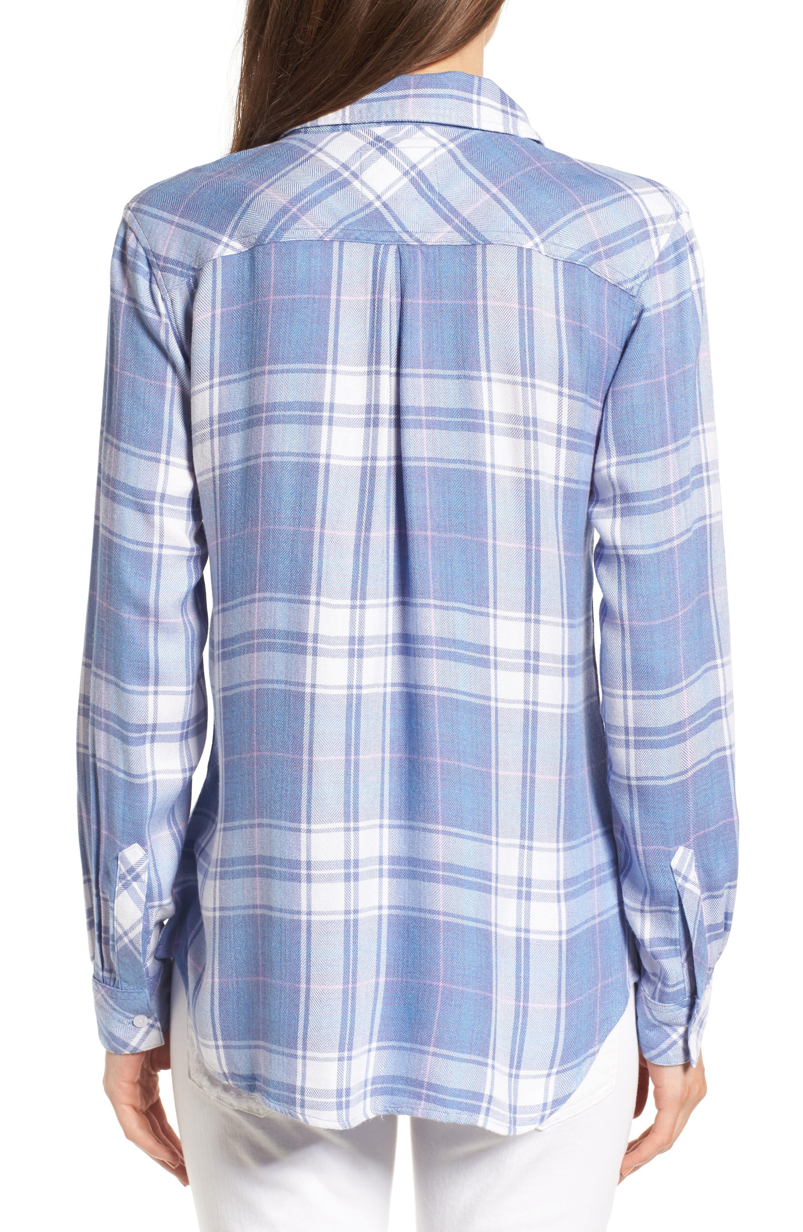 Hunter Plaid Shirt,                             Alternate thumbnail 253, color,