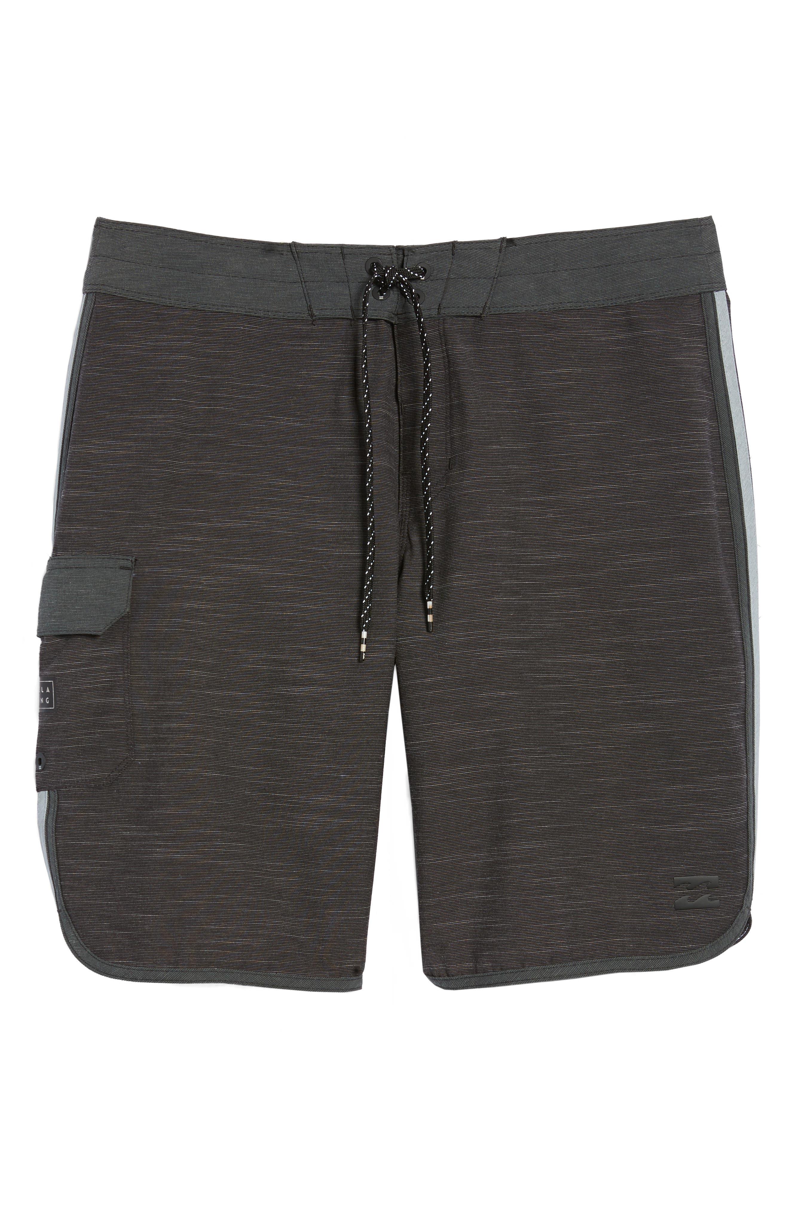 73 X Short Board Shorts,                             Alternate thumbnail 6, color,                             001