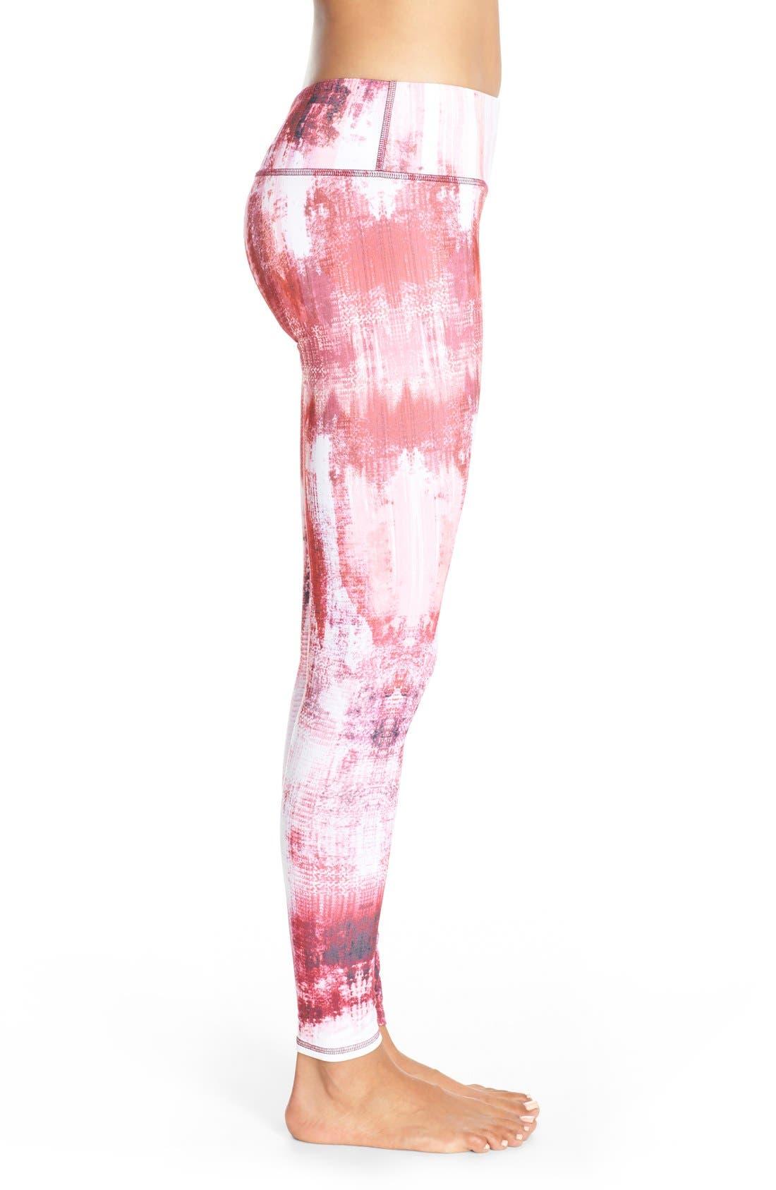 'Airbrushed' Leggings,                             Alternate thumbnail 164, color,