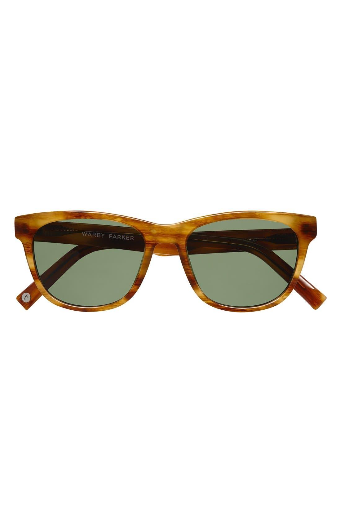 'Madison' 53mm Polarized Sunglasses,                             Alternate thumbnail 2, color,                             230