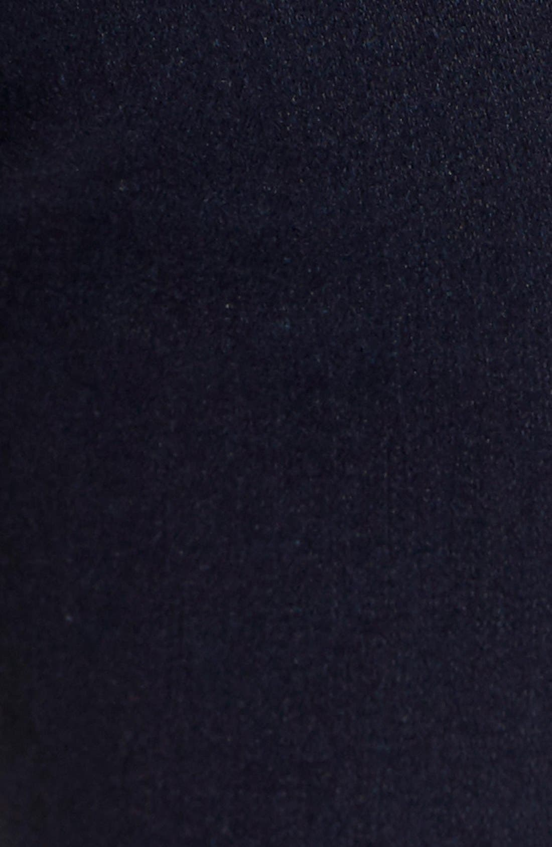 'Serena' Stretch Skinny Jeans,                             Alternate thumbnail 5, color,                             401
