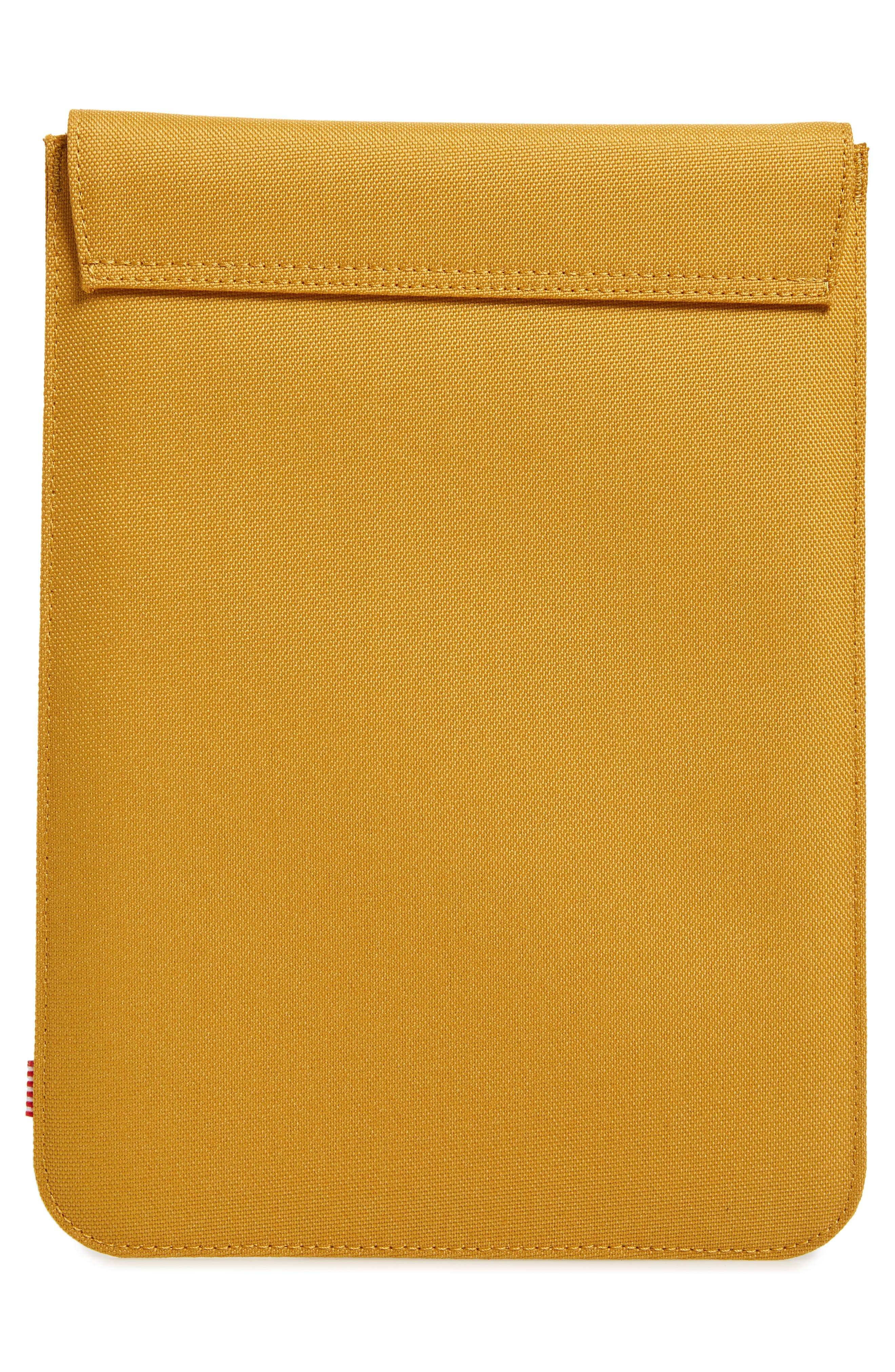 HERSCHEL SUPPLY CO.,                             Spokane iPad Air Canvas Sleeve,                             Alternate thumbnail 4, color,                             ARROWWOOD