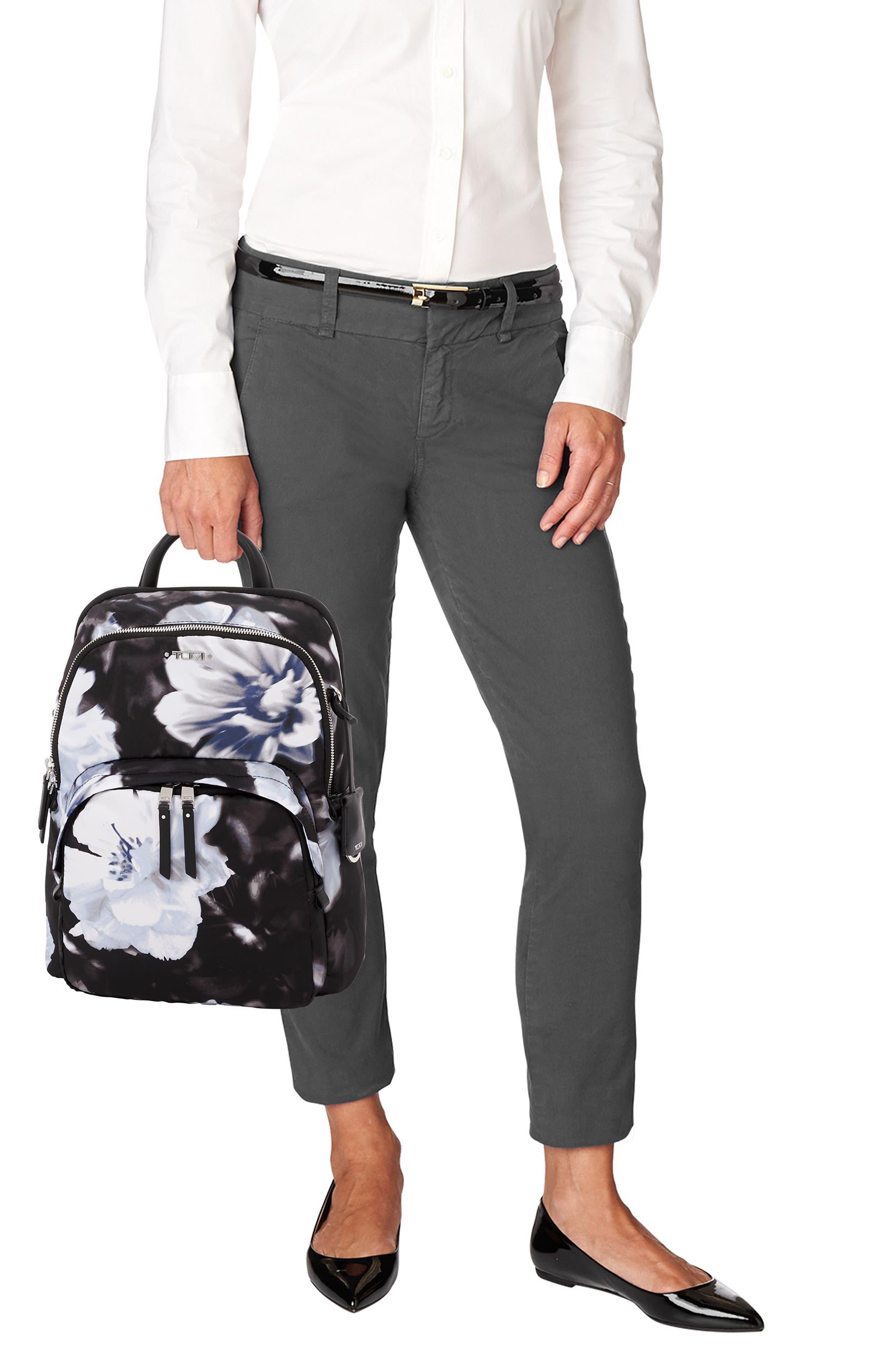 Voyageur - Dori Nylon Backpack,                             Alternate thumbnail 2, color,                             002