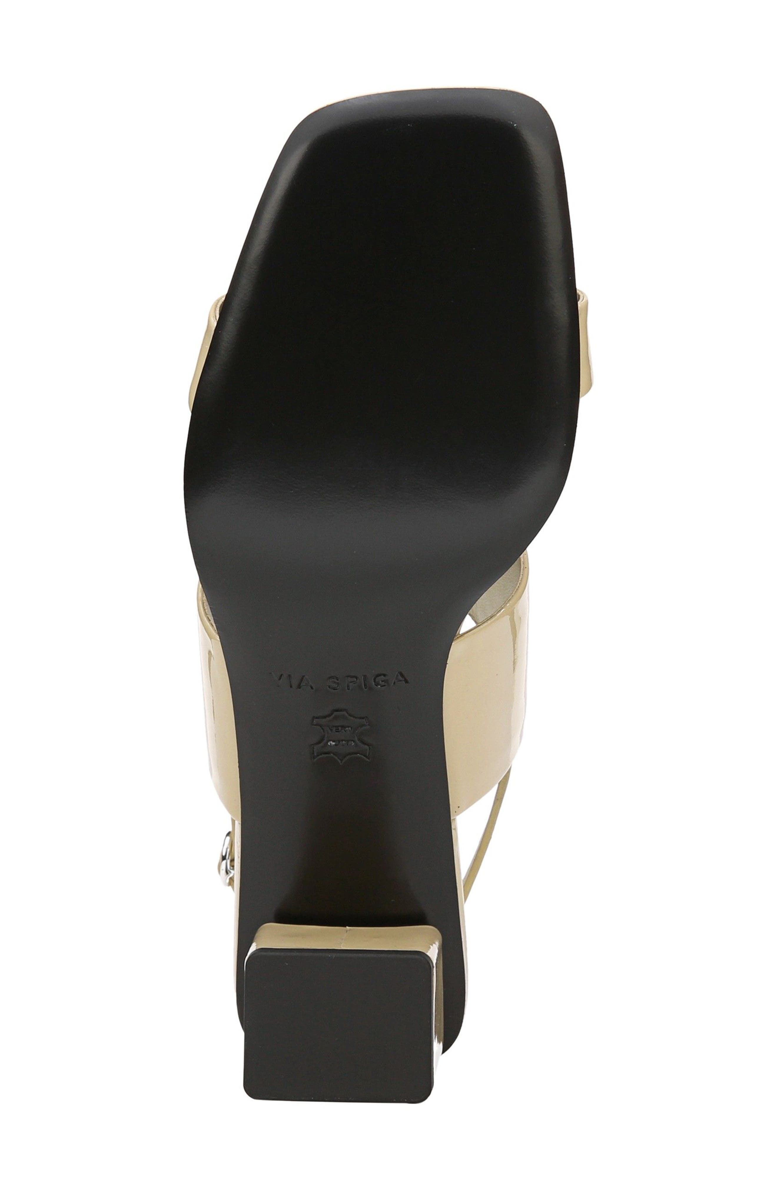 Forte Block Heel Sandal,                             Alternate thumbnail 50, color,