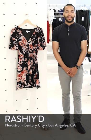 Wait Until Dark Floral Dress, sales video thumbnail