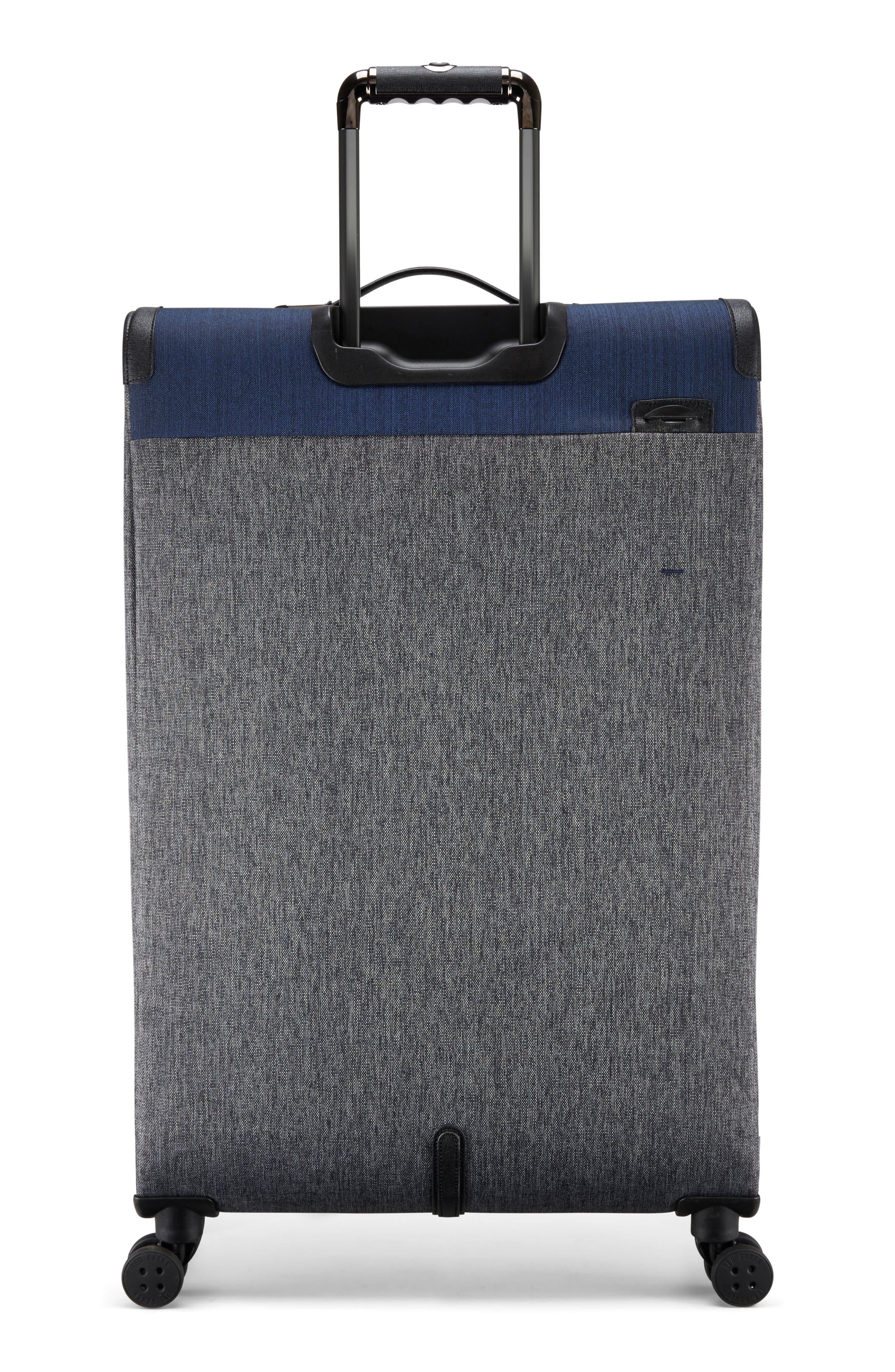 Large Brunswick 32-Inch Rolling Suitcase,                             Alternate thumbnail 4, color,                             020