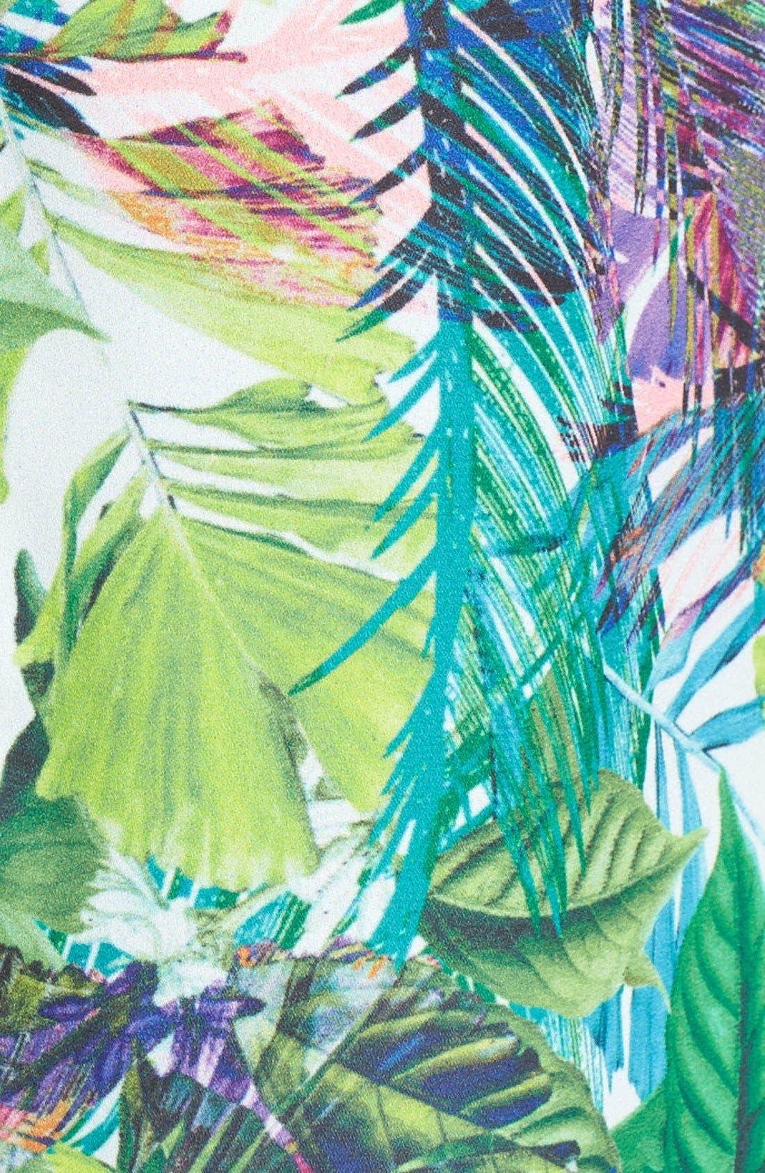 Pleat Back Sleeveless Split Neck Blouse,                             Alternate thumbnail 216, color,