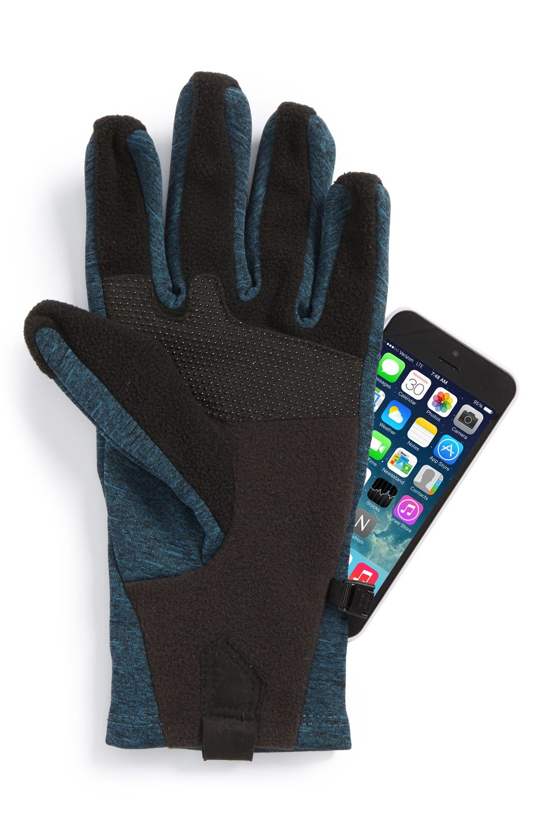 'Canyonwall' Etip Gloves,                             Alternate thumbnail 16, color,