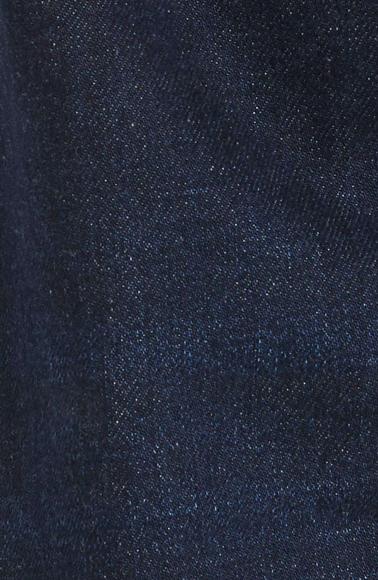 Fit 3 Straight Leg Jeans,                             Alternate thumbnail 5, color,                             ACE