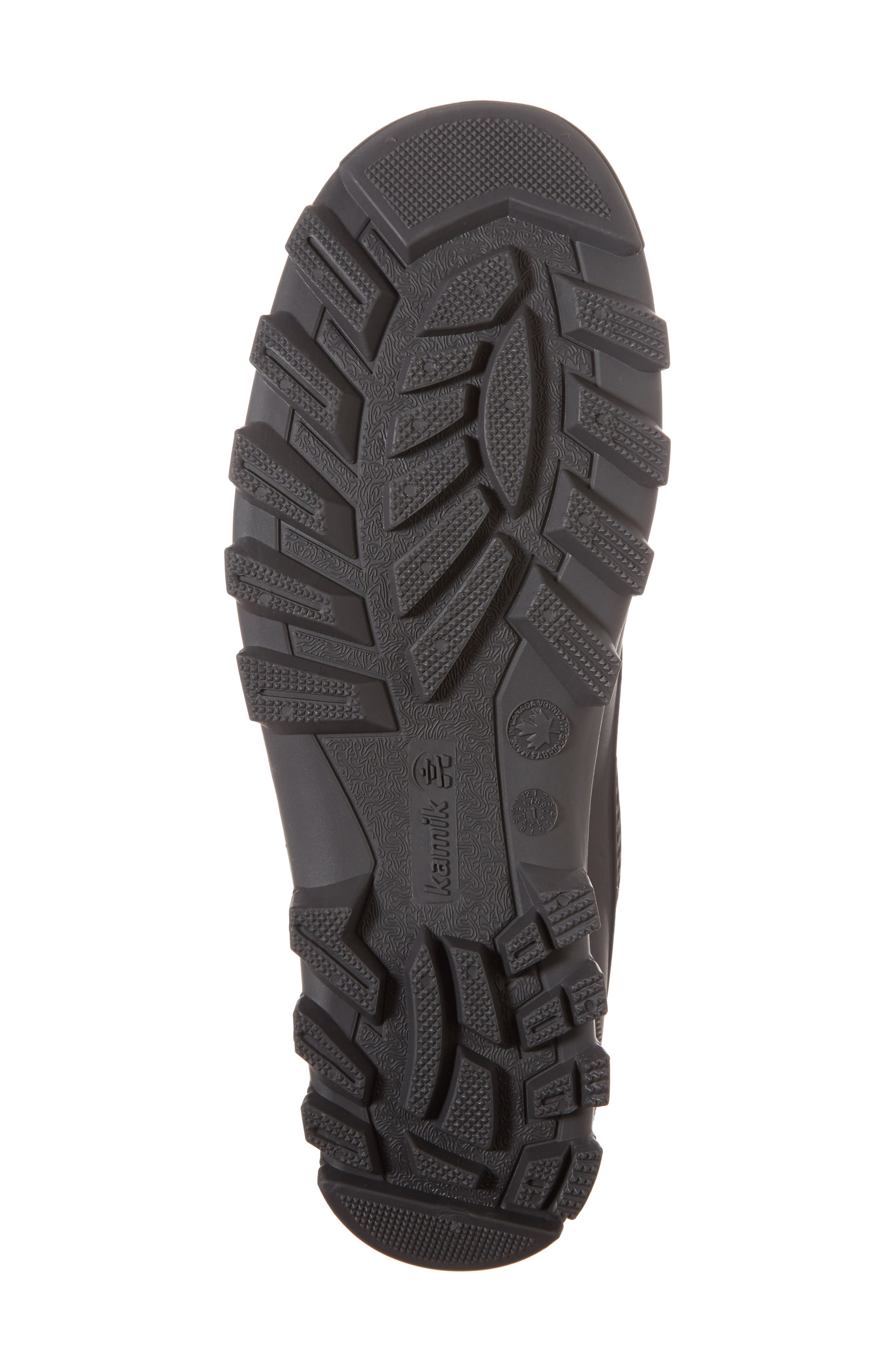 Yukon 6 Waterproof Insulated Three-Season Boot,                             Alternate thumbnail 6, color,                             001