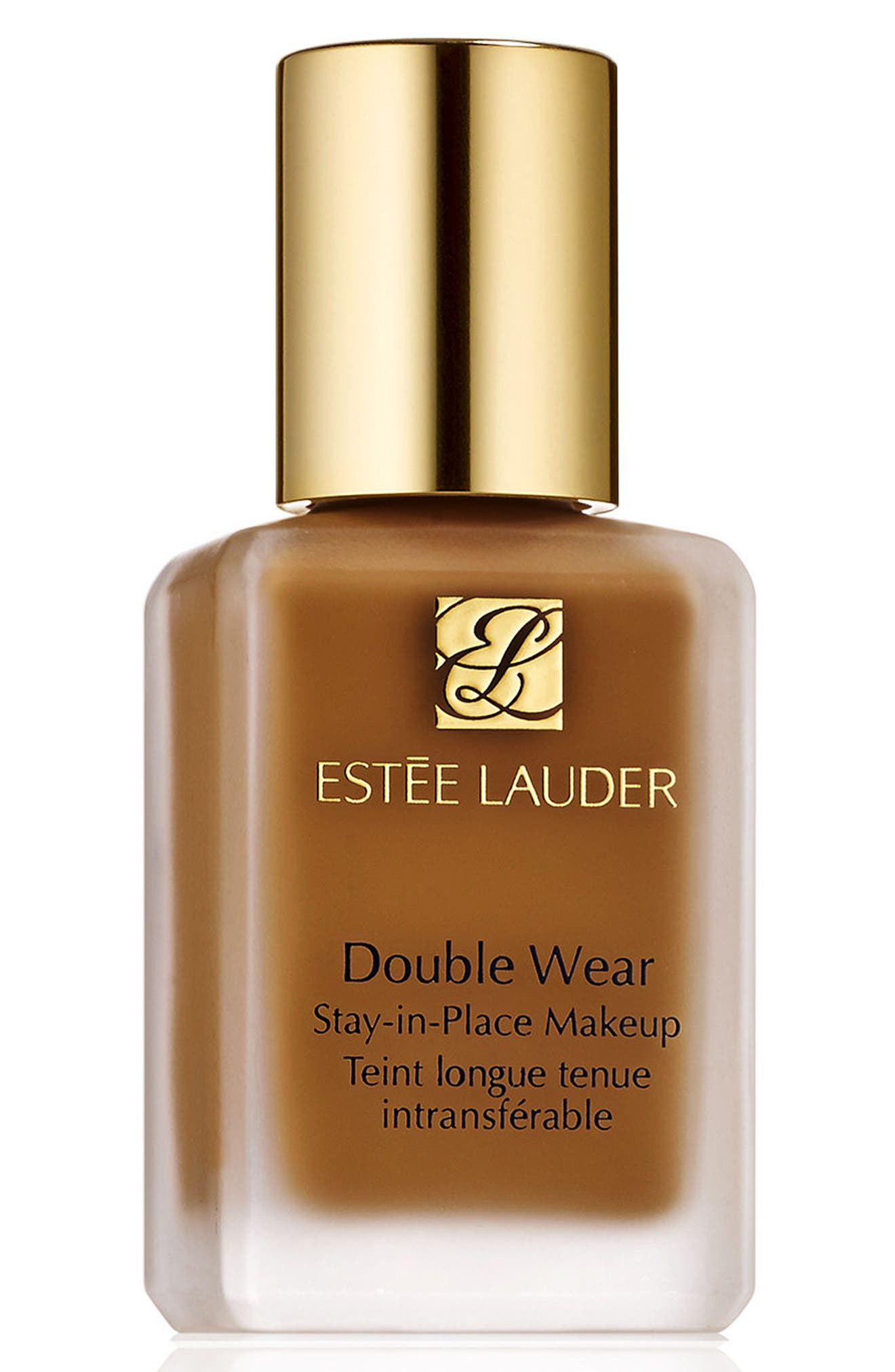 Double Wear Stay-in-Place Liquid Makeup,                             Main thumbnail 1, color,                             5C1 RICH CHESTNUT