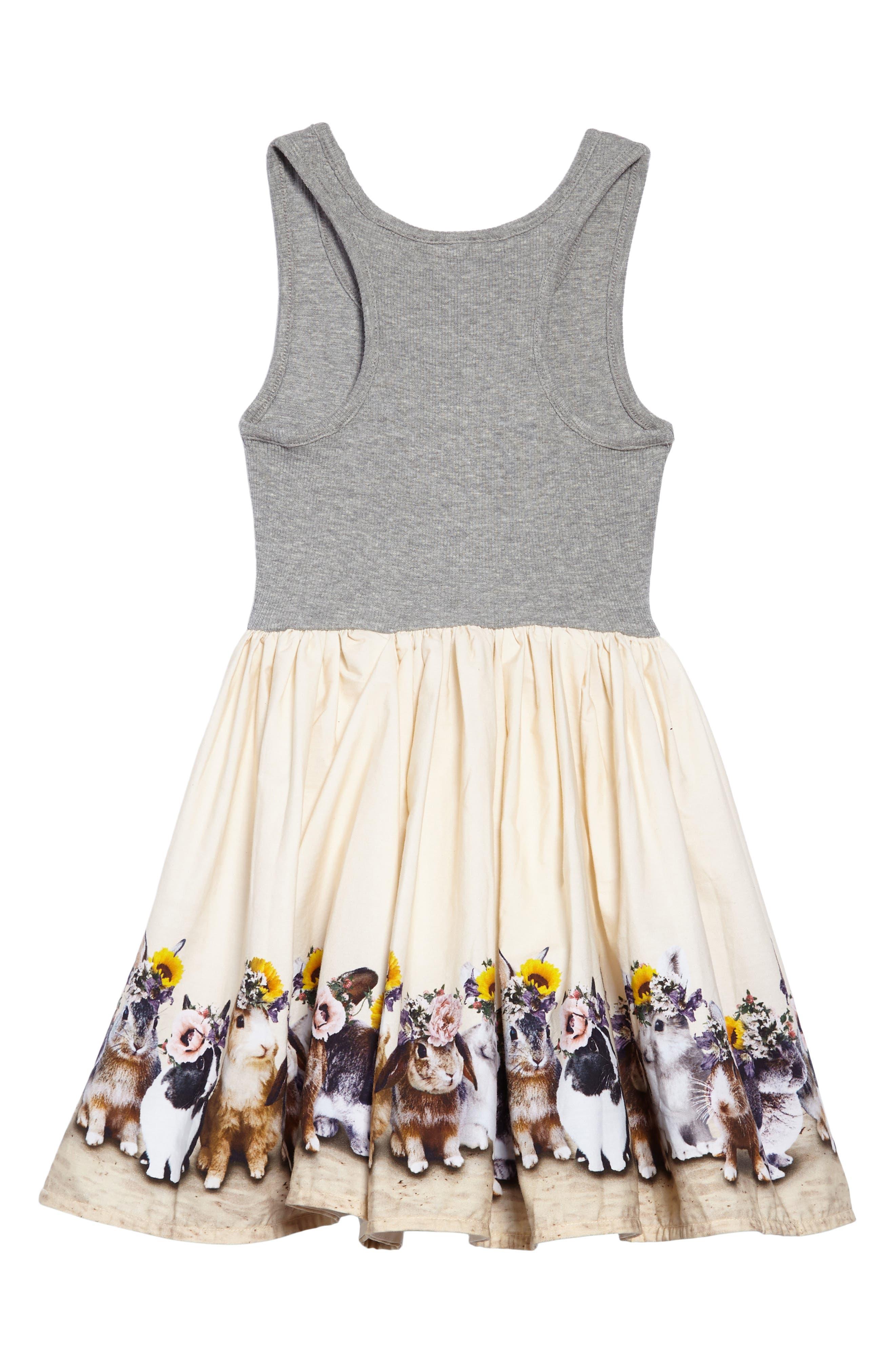 Cassandra Bunny Tank Dress,                             Alternate thumbnail 2, color,                             020