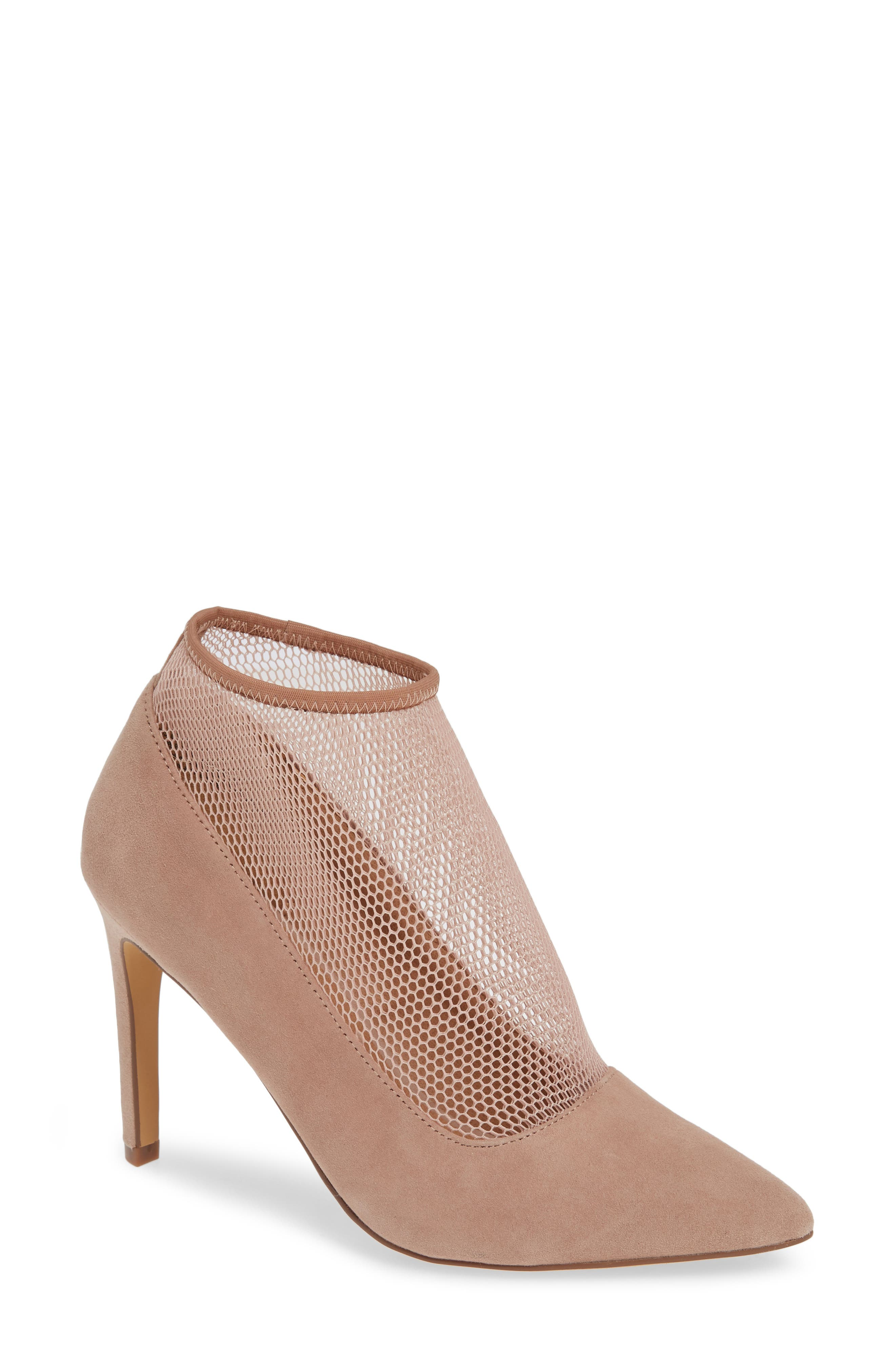 Leith Pret Bootie, Pink