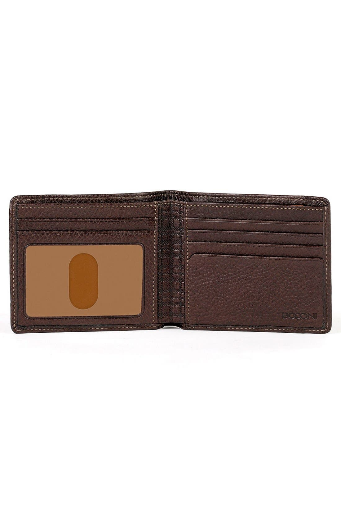 'Tyler' RFID Wallet,                             Alternate thumbnail 4, color,