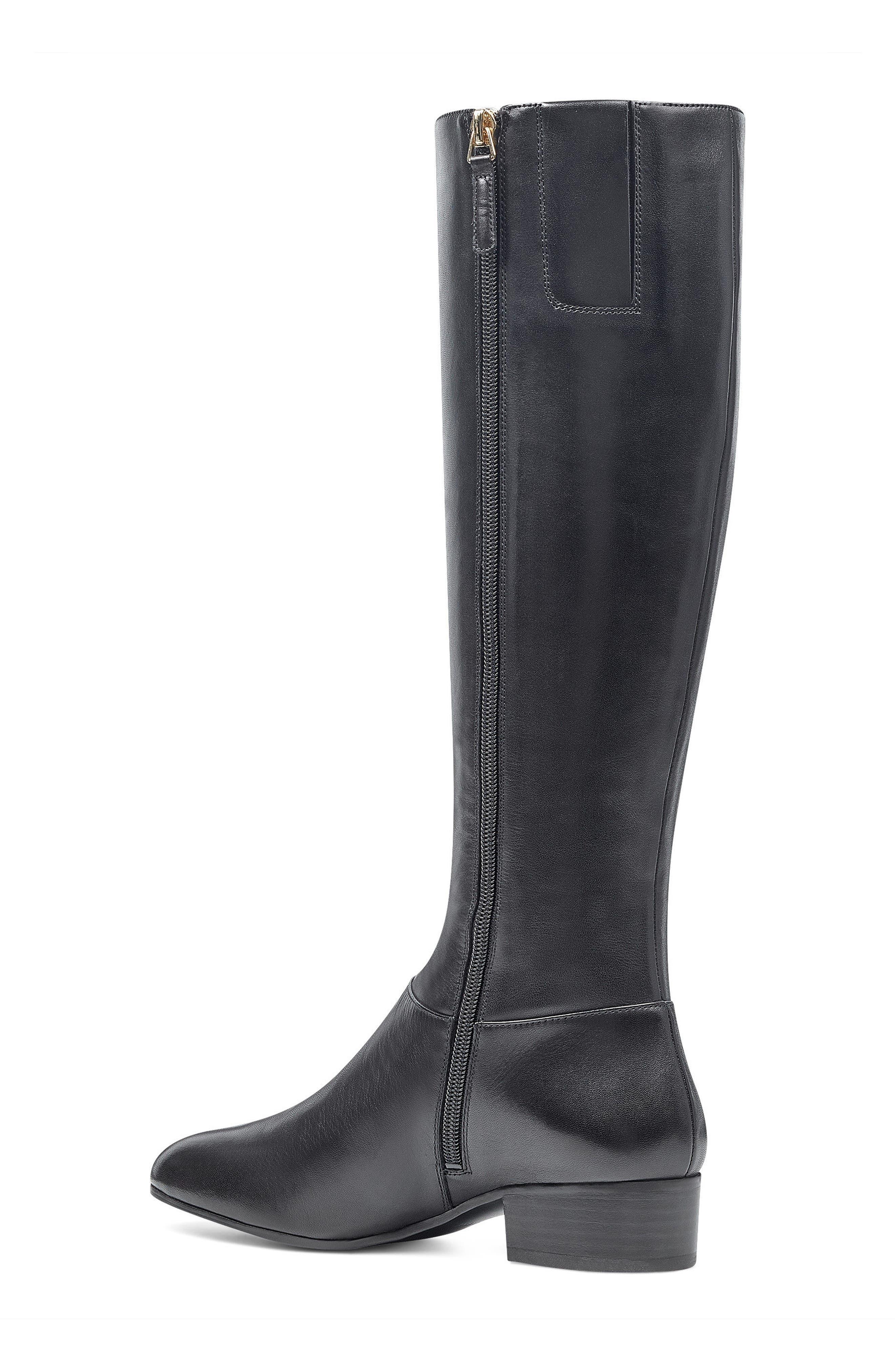 Oreyan Knee High Boot,                             Alternate thumbnail 2, color,                             001