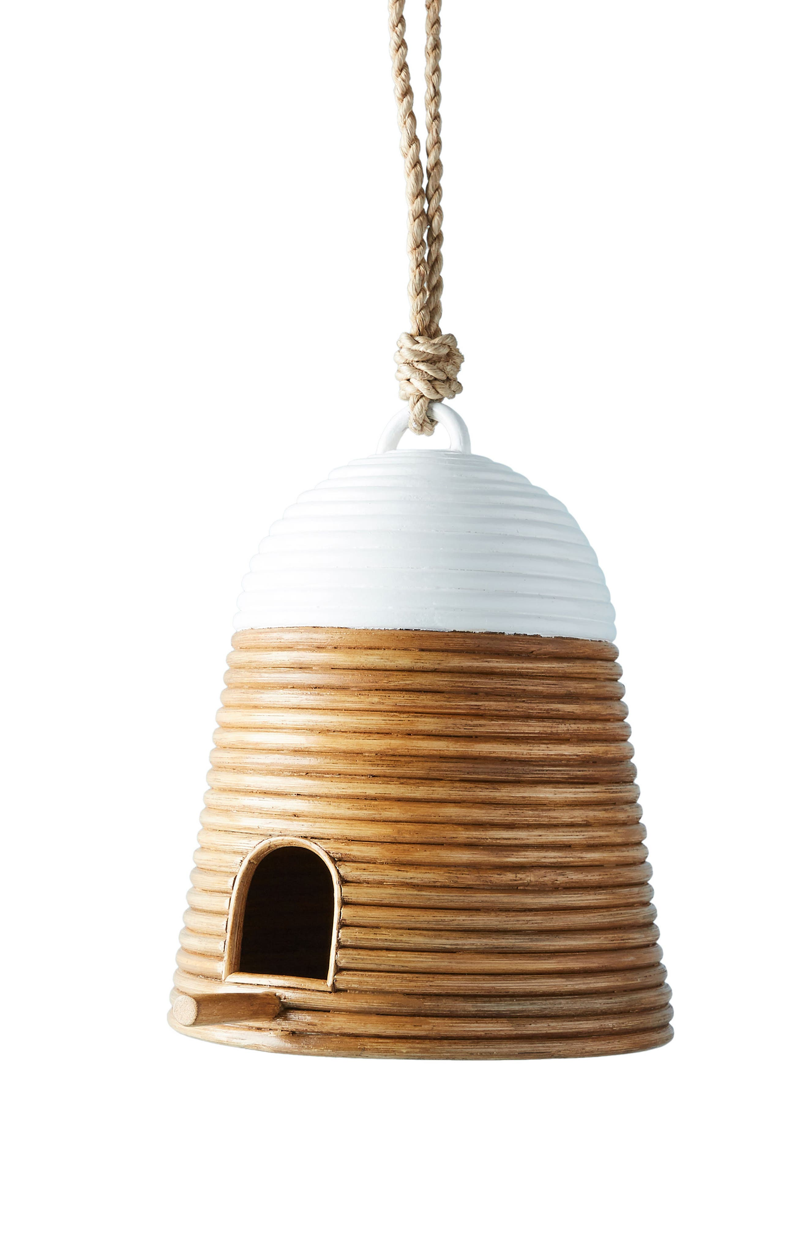 Beehive Birdhouse,                             Alternate thumbnail 3, color,                             218