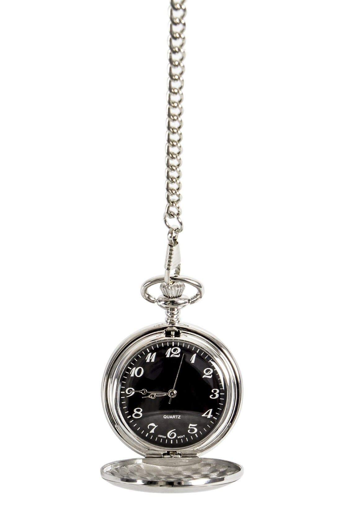 'Dad' Pocket Watch, 44mm,                             Alternate thumbnail 2, color,                             040